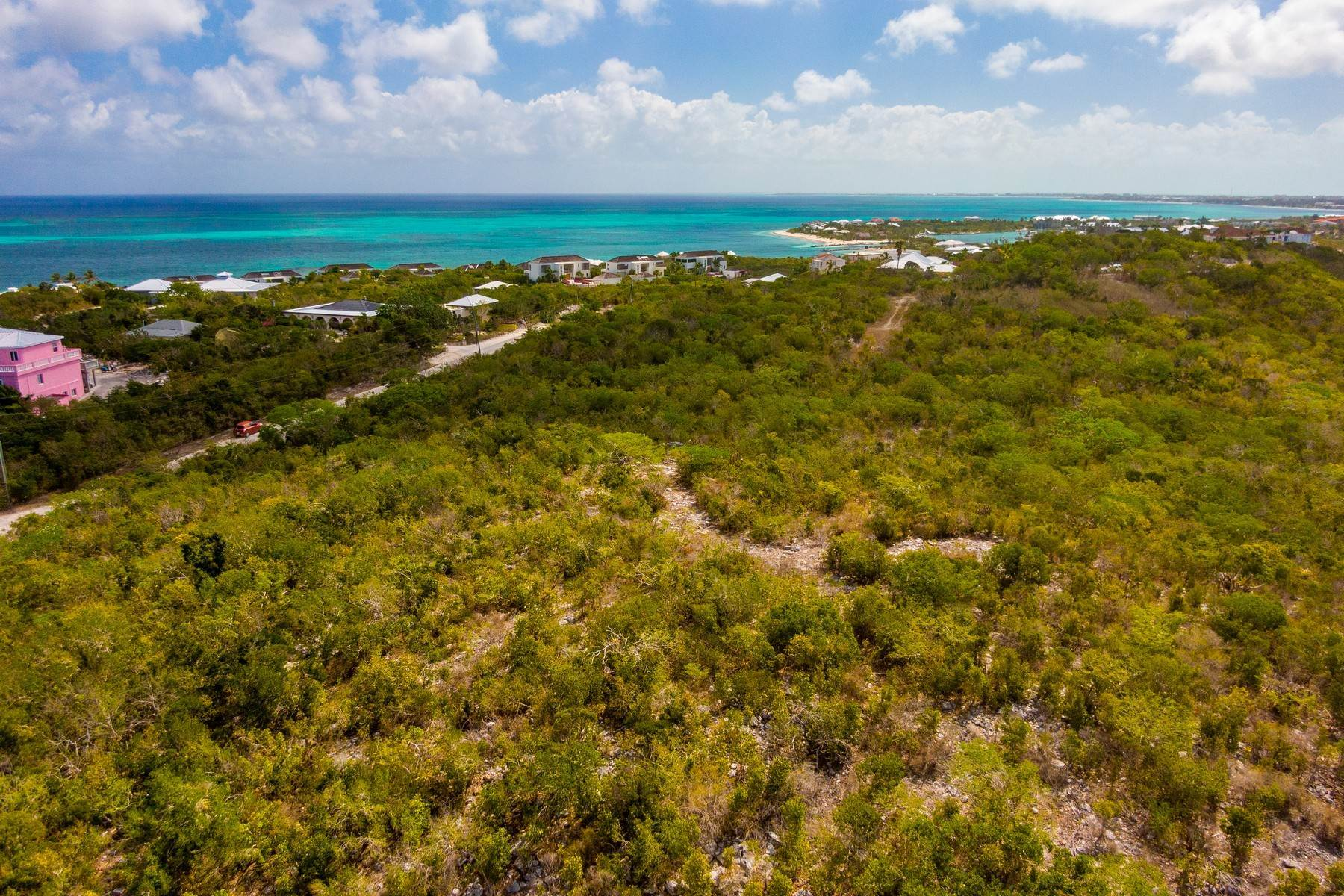 2. Land for Sale at Cherokee Road Ocean View Lot Richmond Hill, Providenciales Turks And Caicos Islands