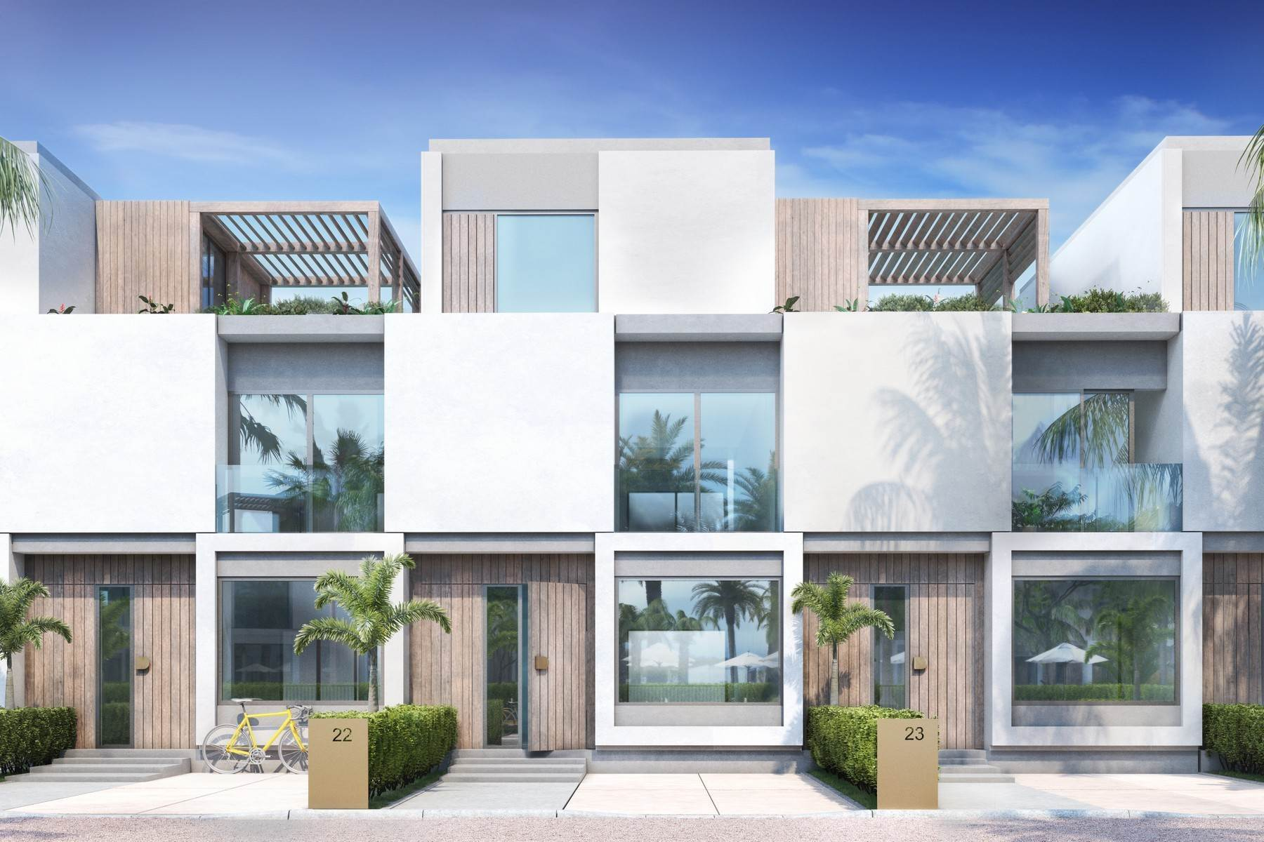 11. Condominiums for Sale at SOUTH BANK - BOATHOUSES - TWO BEDROOM PLUS ROOFTOP TERRACE - E1 South Bank, Long Bay, Providenciales Turks And Caicos Islands