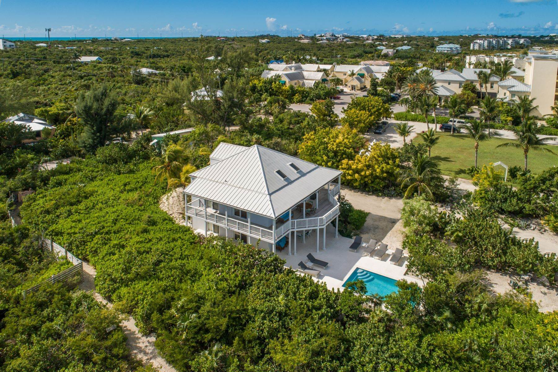 46. Single Family Homes for Sale at Grace Too Grace Bay, Providenciales Turks And Caicos Islands