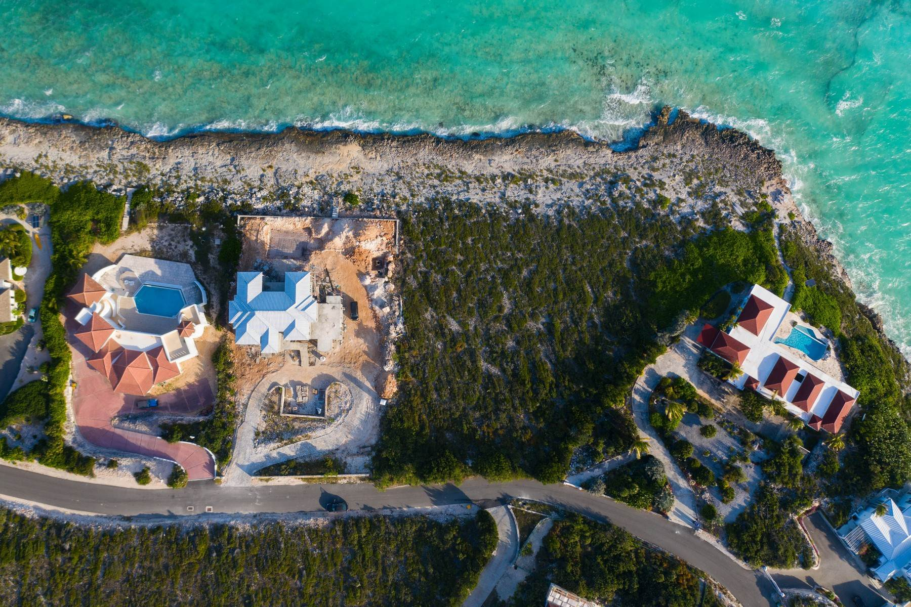 Land for Sale at Waterfront Land - Turtle Tail Oceanfront Turtle Tail, Providenciales TCI BWI Turks And Caicos Islands