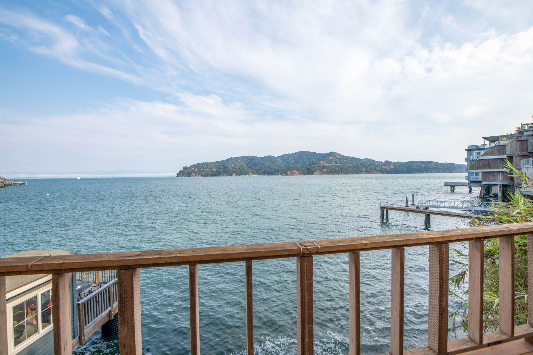 Duplex Homes for Sale at Waterfront/Beachfront Tiburon Duplex for Development 2088 Paradise Drive Tiburon, California 94920 United States