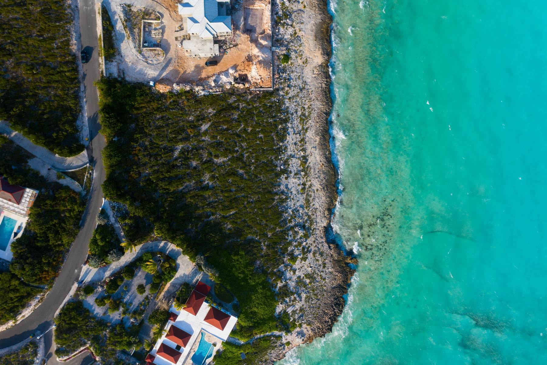 2. Land for Sale at Waterfront Land - Turtle Tail Oceanfront Turtle Tail, Providenciales TCI BWI Turks And Caicos Islands