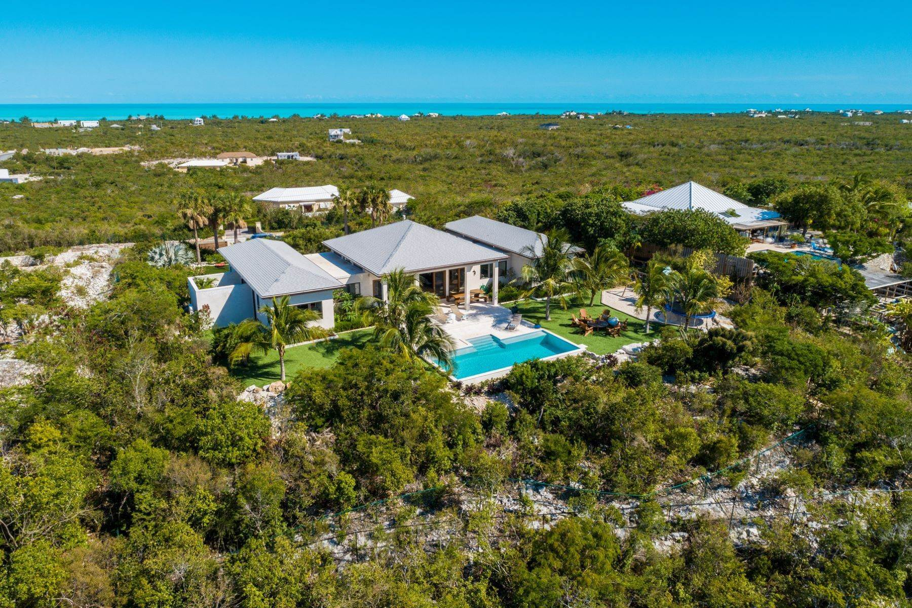 26. Single Family Homes for Sale at Long Bay, Providenciales Turks And Caicos Islands
