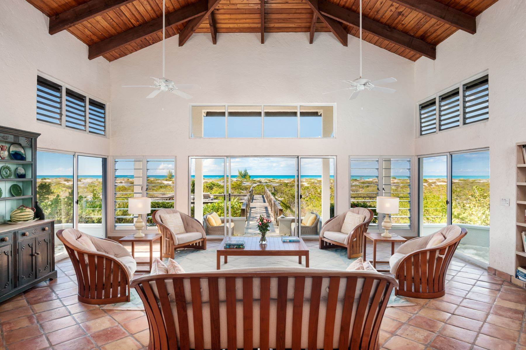 Single Family Homes for Sale at Casuarinas Cottage Pine Cay Pine Cay, Pine Cay TCI BWI Turks And Caicos Islands