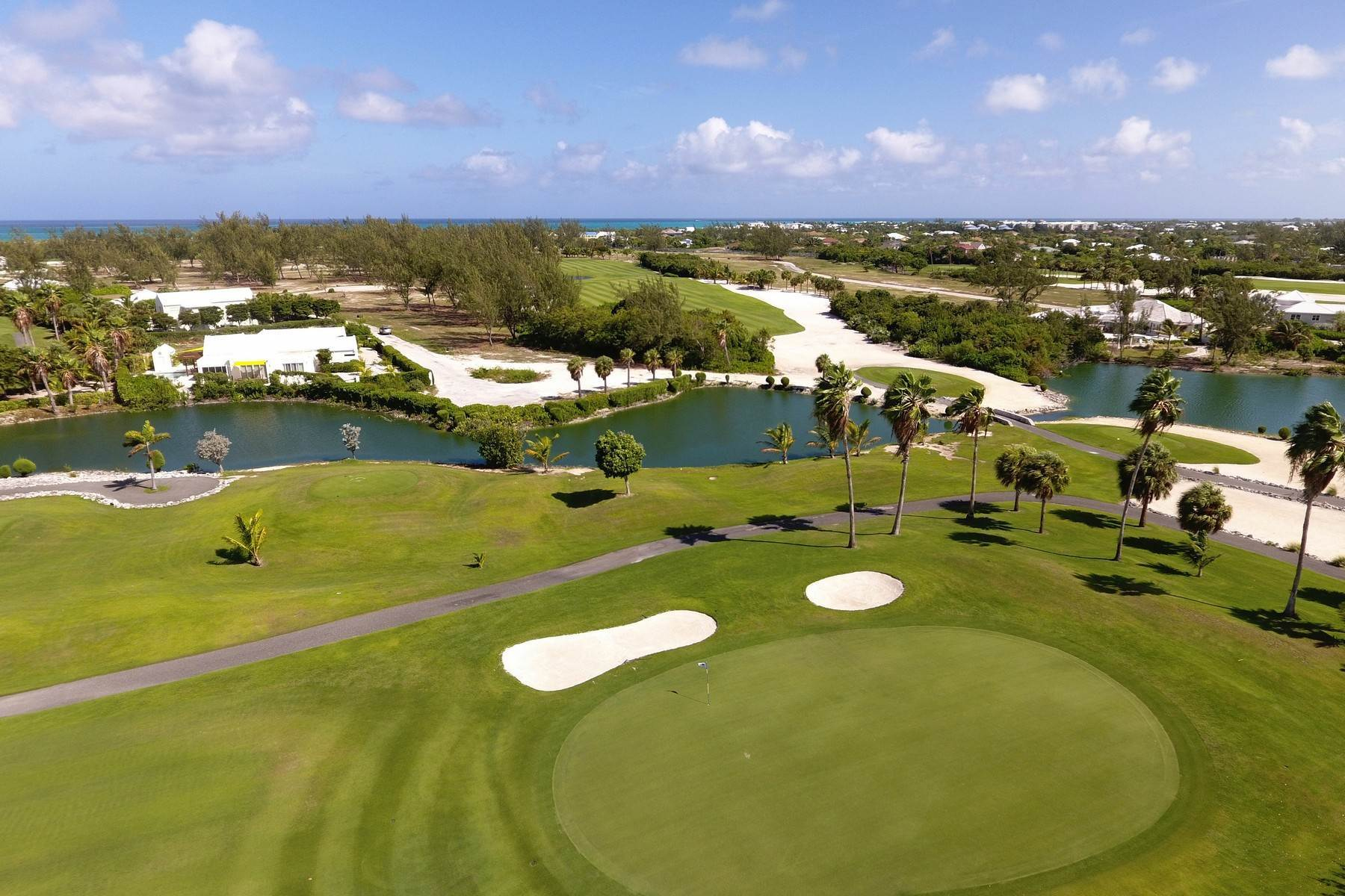 5. Land for Sale at Golf Course Waterfront Site Leeward, Providenciales Turks And Caicos Islands