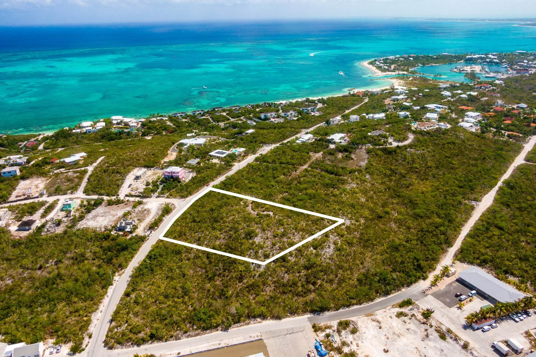 4. Land for Sale at Cherokee Road Ocean View Lot Richmond Hill, Providenciales Turks And Caicos Islands