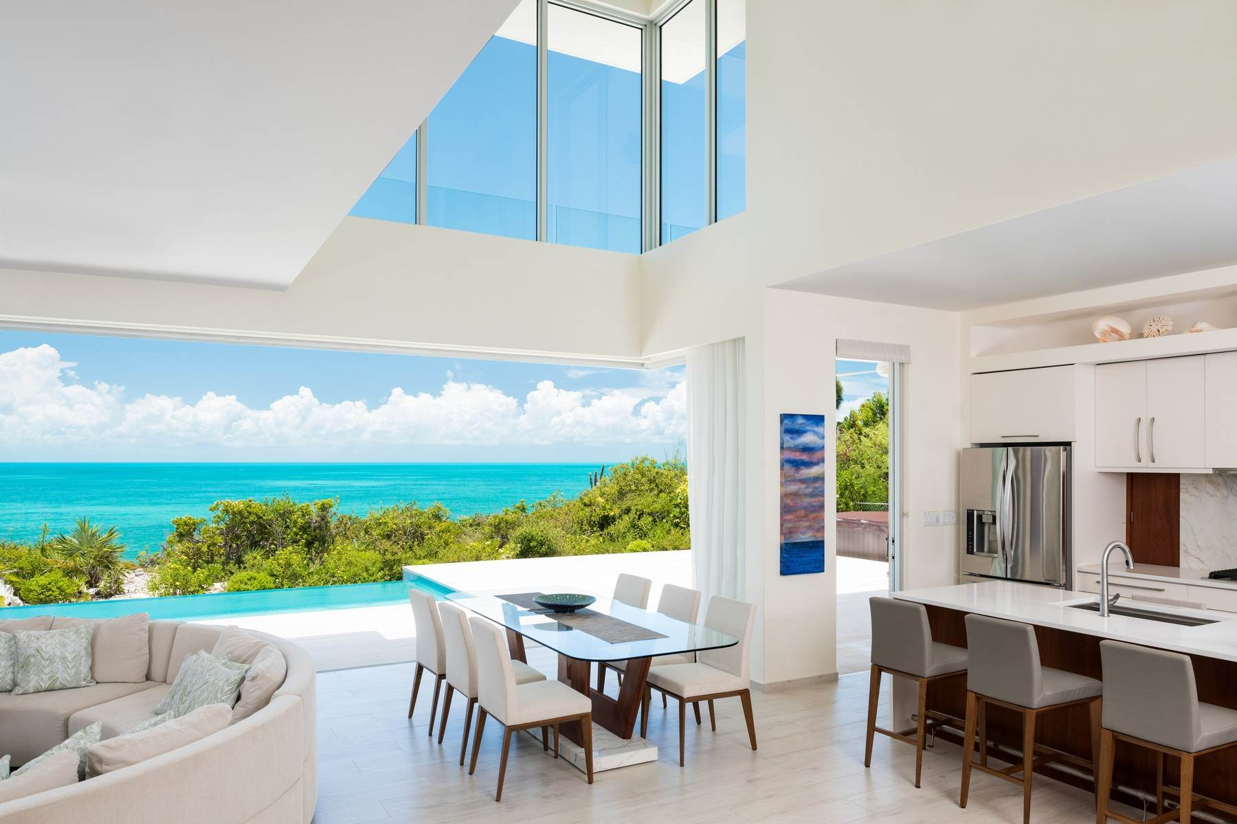 6. Single Family Homes for Sale at SOL Y LUNA Sapodilla Bay, Providenciales Turks And Caicos Islands