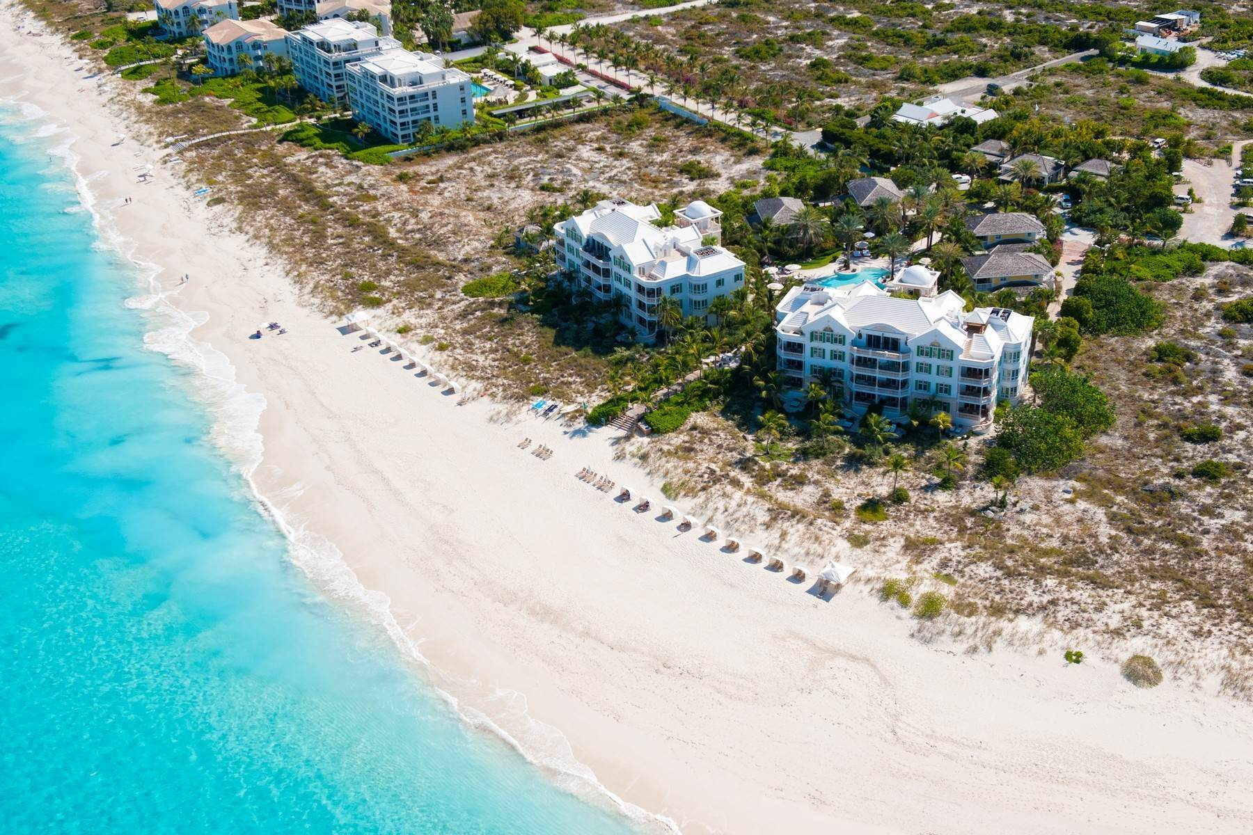 2. Condominiums for Sale at Point Grace - Suite W203 Point Grace Resort, Grace Bay, Providenciales Turks And Caicos Islands