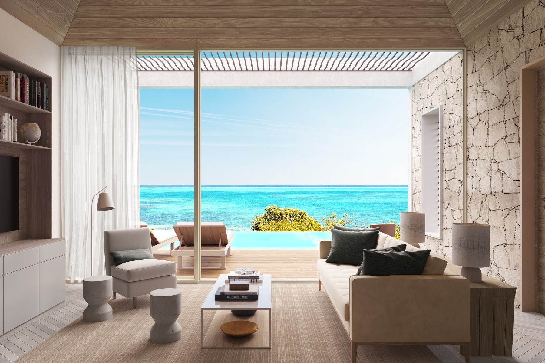 7. Condominiums for Sale at Rock House Two Bedroom Oceanfront Home Rock House Resort, International Drive Blue Mountain, Providenciales TKCA 1ZZ Turks And Caicos Islands