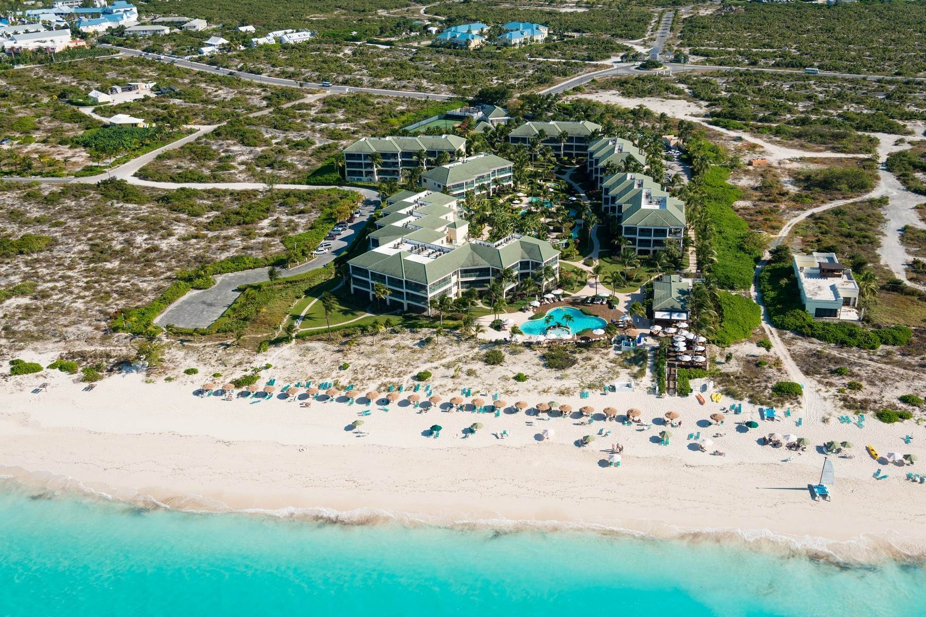 24. Condominiums for Sale at The Sands at Grace Bay - Suite 5304 The Sands on Grace Bay Grace Bay, Providenciales TC Turks And Caicos Islands
