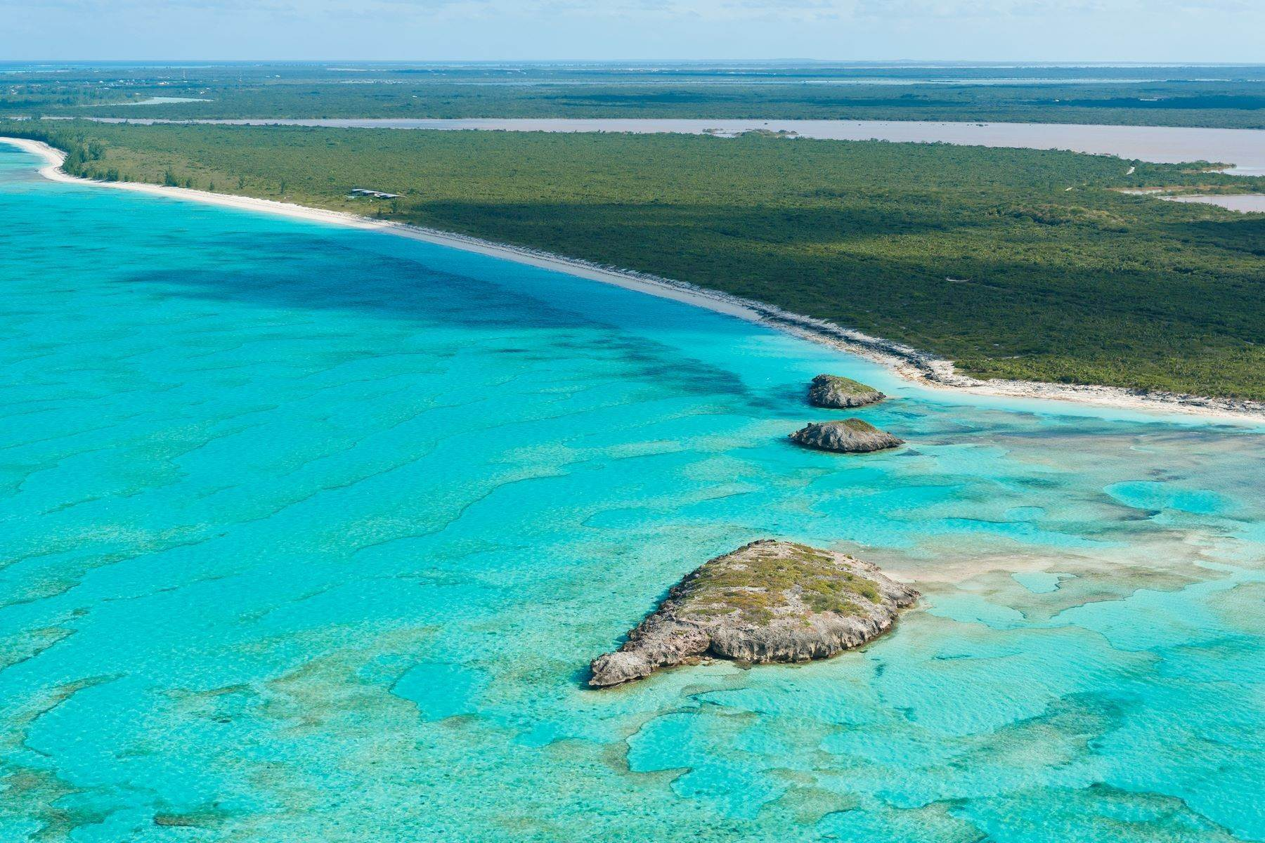 Land for Sale at Sandy Point Beachfront - 5 Acres Sandy Point, North Caicos Turks And Caicos Islands