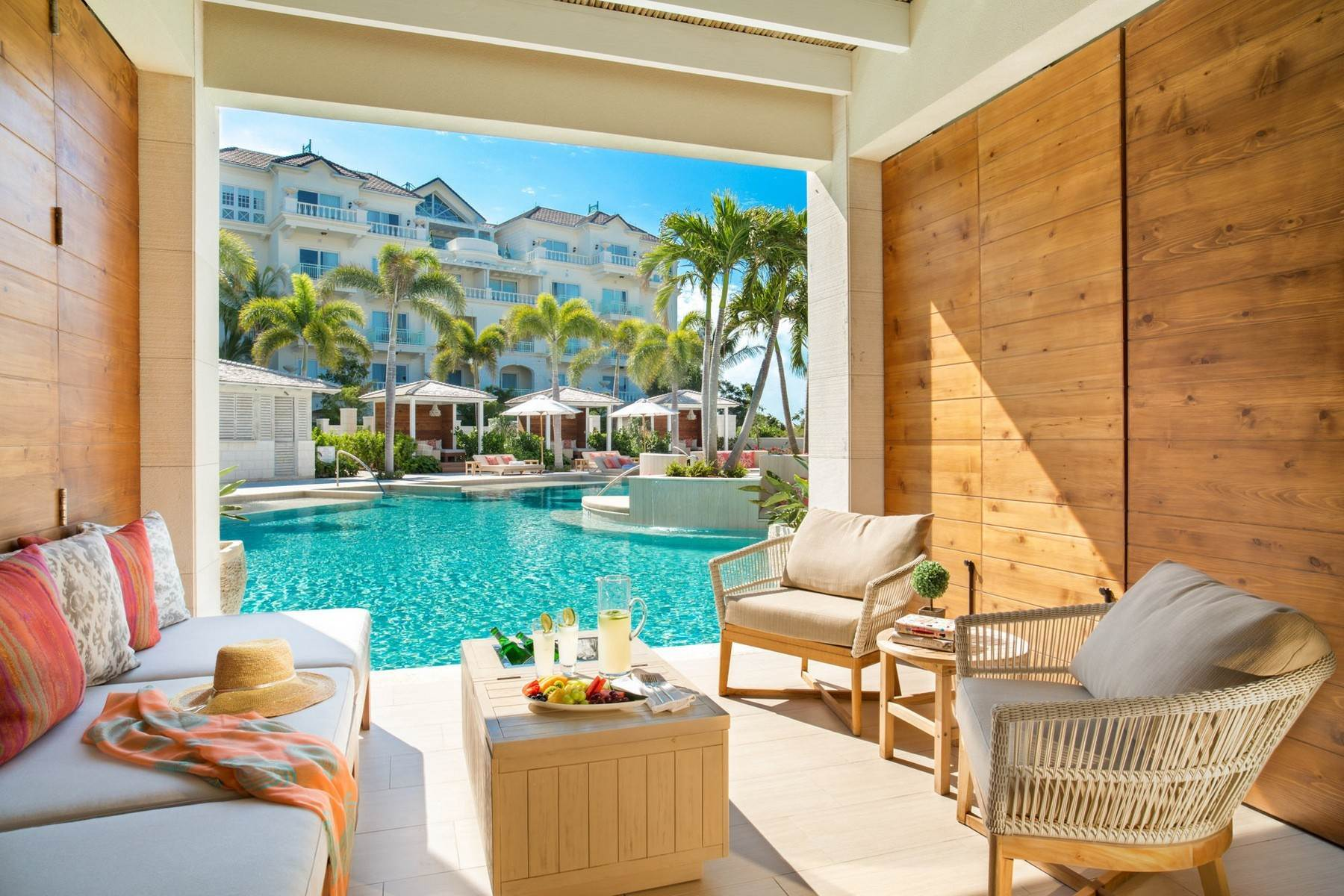 18. Condominiums for Sale at The Shore Club ~ Suite 1110.11.12 The Shore Club - Suite 1110.11.12 Long Bay, Providenciales TCI Turks And Caicos Islands