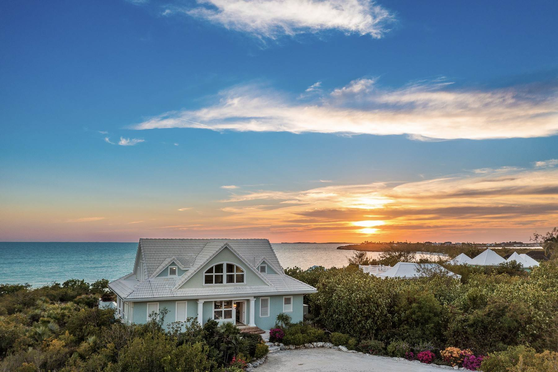 Single Family Homes for Sale at Villa Bahia Mar Chalk Sound, Providenciales Turks And Caicos Islands