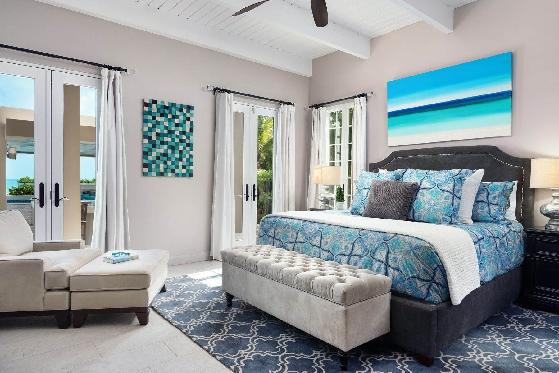 10. Single Family Homes for Sale at Villa Lucas Sapodilla Bay, Providenciales Turks And Caicos Islands
