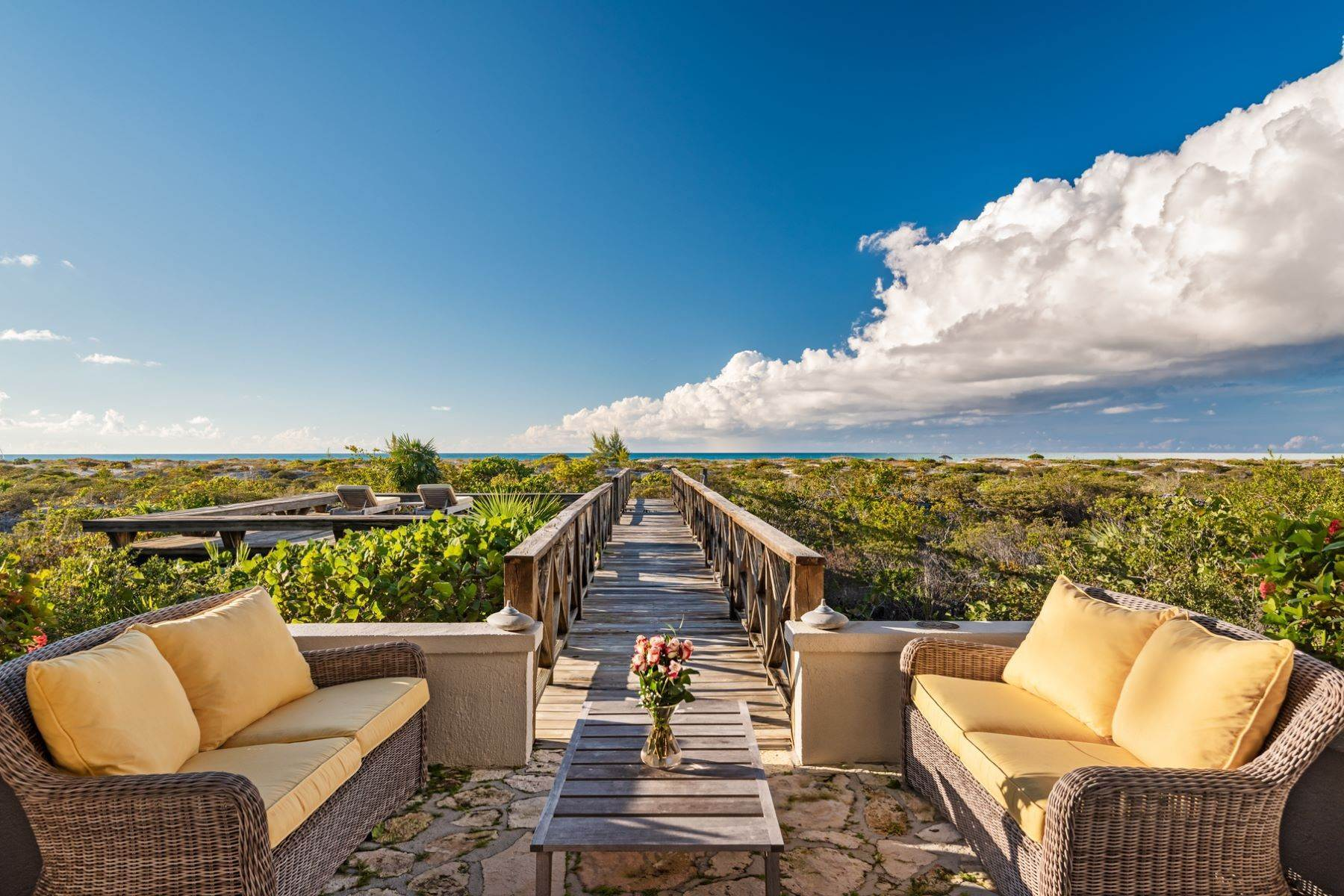 3. Single Family Homes for Sale at Casuarinas Cottage Pine Cay Pine Cay, Pine Cay TCI BWI Turks And Caicos Islands