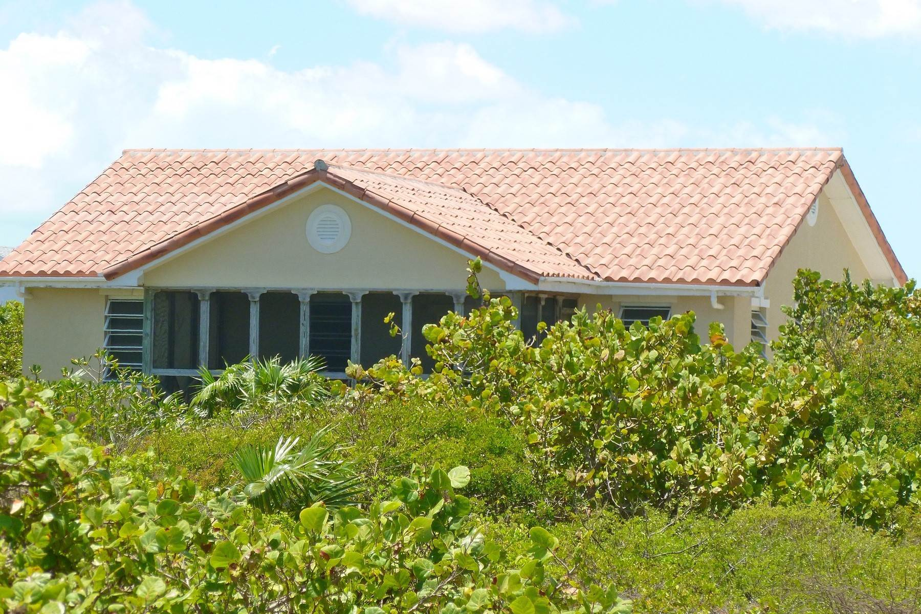 10. Single Family Homes for Sale at Whitby Residential Home Oceanview Whitby, North Caicos TCI BWI Turks And Caicos Islands