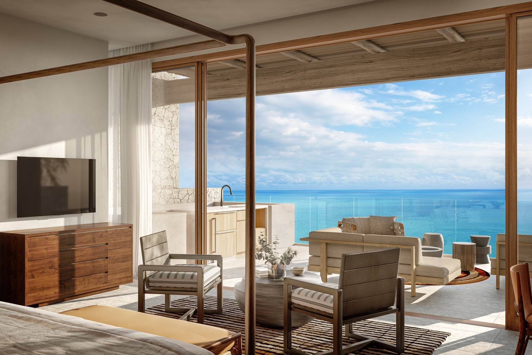 6. Single Family Homes pour l Vente à The Strand Turks & Caicos - Grand Residence R-4 The Strand, Cooper Jack, Providenciales Îles Turques-et-Caïques