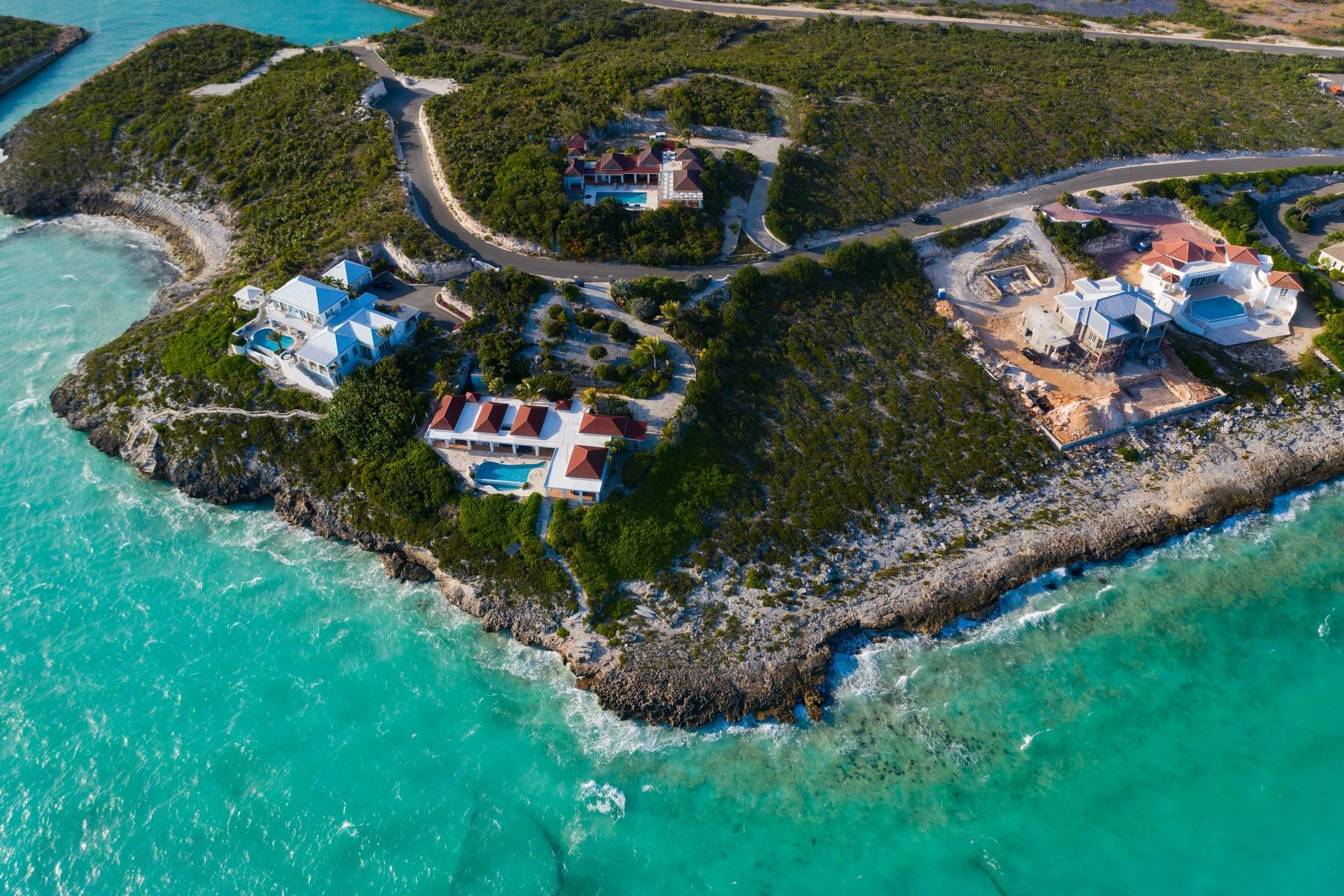5. Land for Sale at Waterfront Land - Turtle Tail Oceanfront Turtle Tail, Providenciales TCI BWI Turks And Caicos Islands