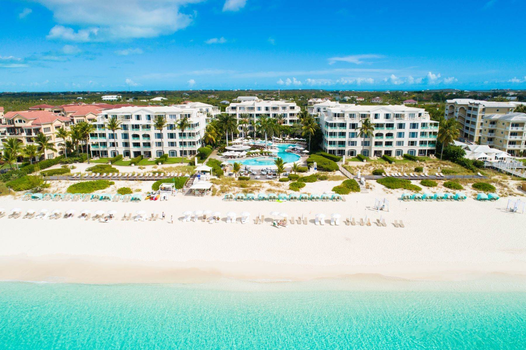 Condominiums for Sale at The Palms- Suite 2101.02 Grace Bay, Providenciales Turks And Caicos Islands