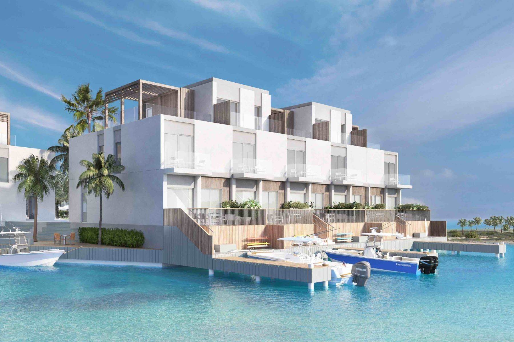 9. townhouses for Sale at SOUTH BANK - BOATHOUSES - TWO BEDROOM - E3 South Bank, Long Bay, Providenciales Turks And Caicos Islands