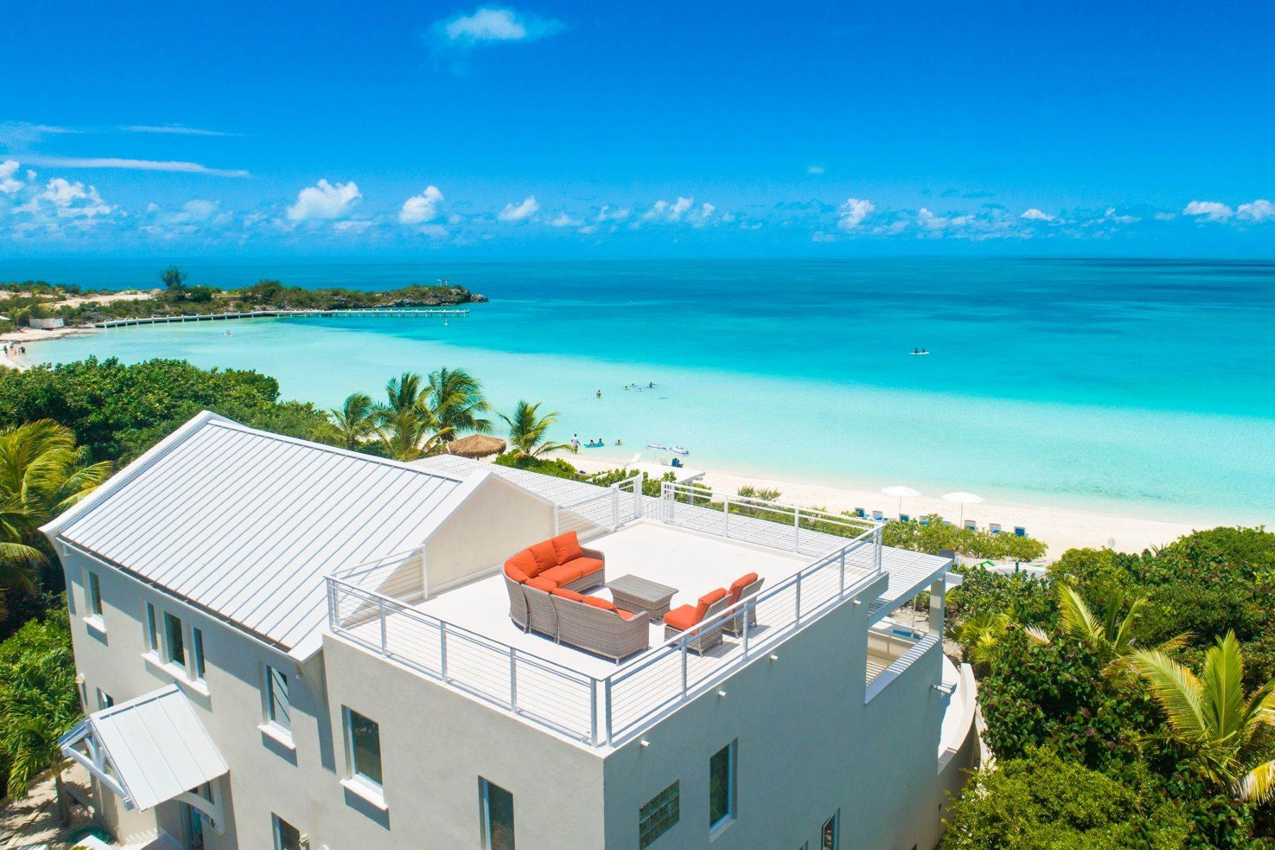 Single Family Homes for Sale at Sapodilla Bay, Providenciales Turks And Caicos Islands