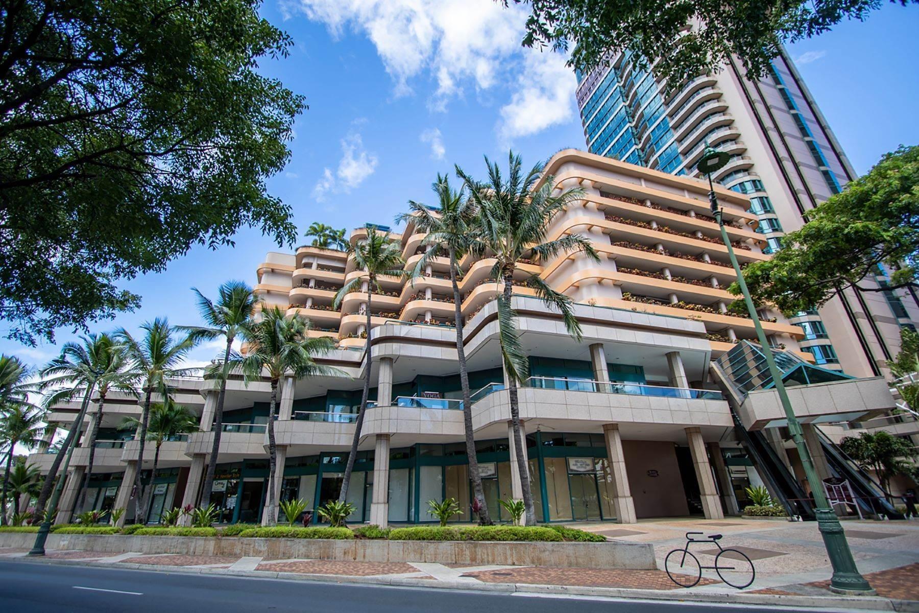 1888 Kalakaua Avenue C307 Honolulu Hawaii 96815 Condominiums For Sale