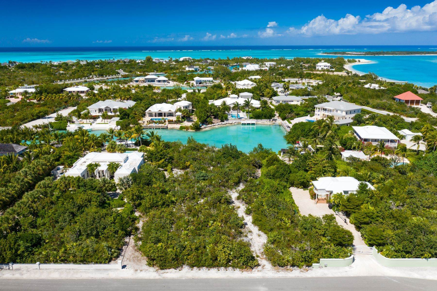 Land for Sale at Nina Lane Canalfront Lot Leeward, Providenciales Turks And Caicos Islands