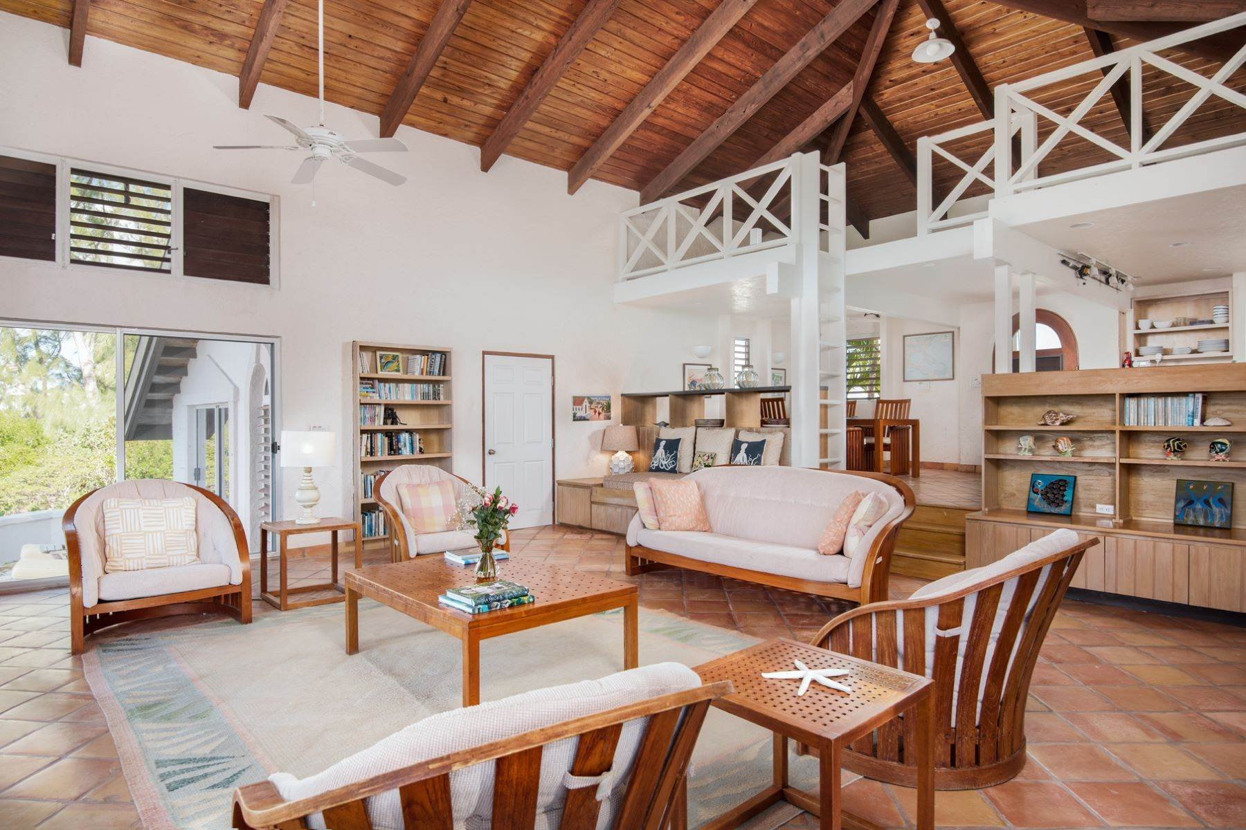 2. Single Family Homes for Sale at Casuarinas Cottage Pine Cay Pine Cay, Pine Cay TCI BWI Turks And Caicos Islands