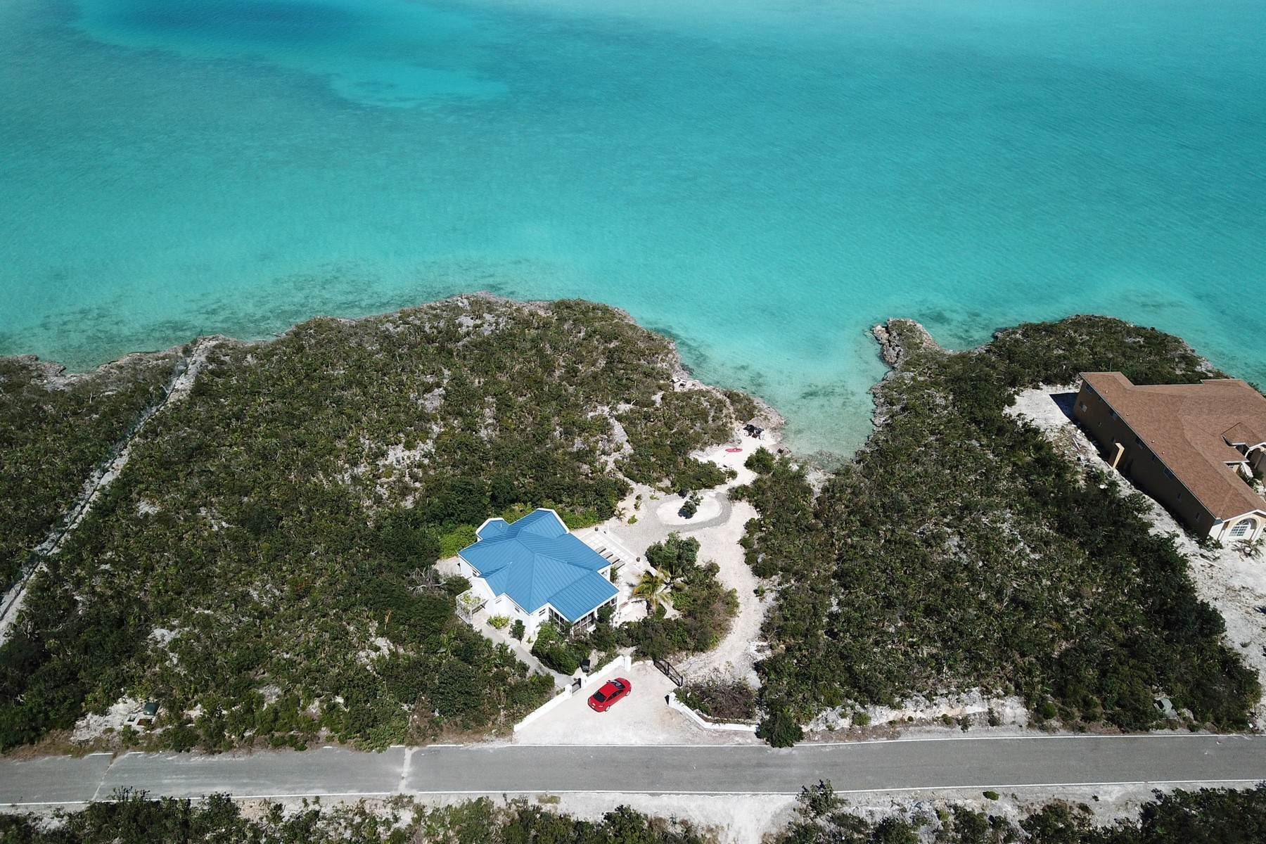Land for Sale at OCEAN FRONT VIEWS OVER SILLY CREEK Chalk Sound, Providenciales Turks And Caicos Islands