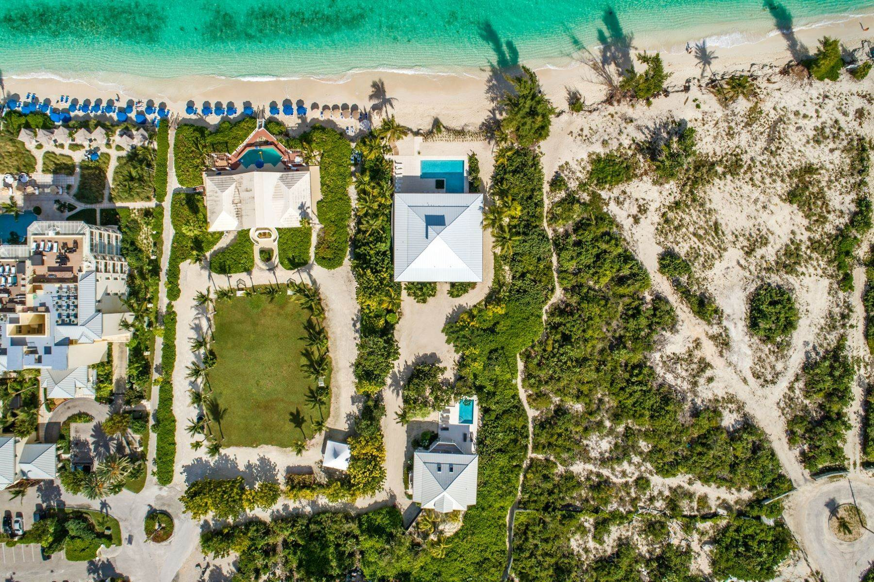 47. Single Family Homes for Sale at Grace Too Grace Bay, Providenciales Turks And Caicos Islands