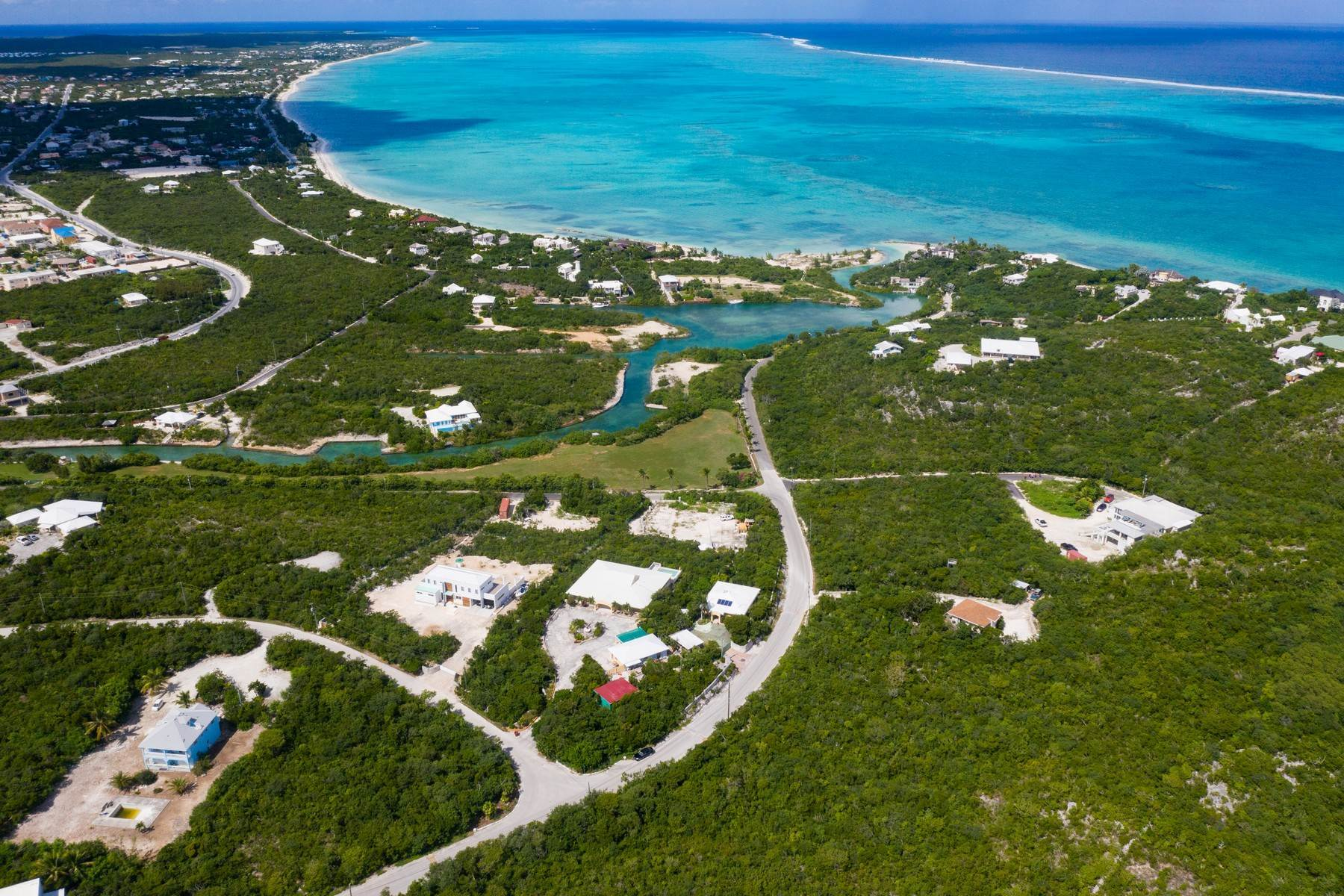 2. Land for Sale at Oceanview Thompson Cove Lot Thompson Cove, Providenciales Turks And Caicos Islands