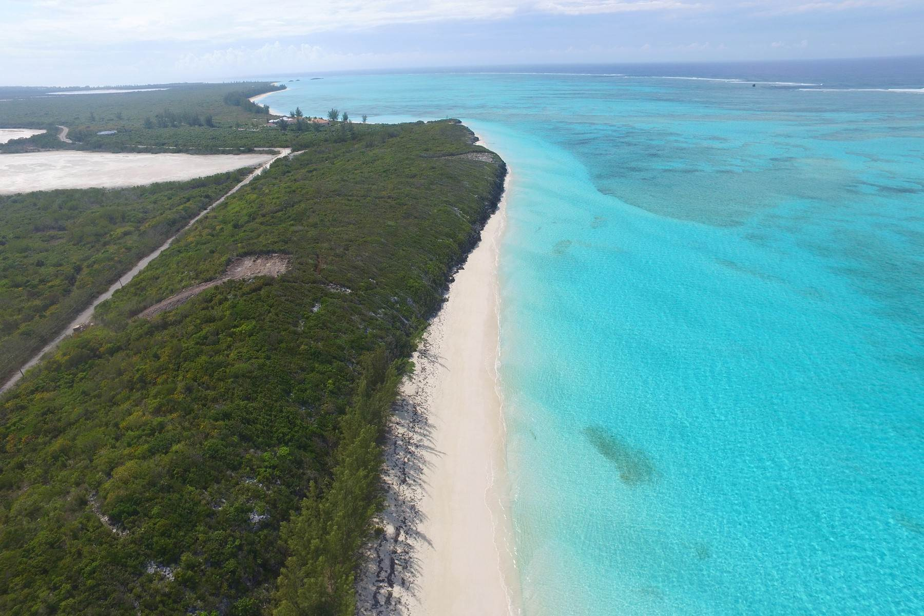 Land for Sale at Pumpkin Bluff Oceanfront lot Whitby, North Caicos Turks And Caicos Islands