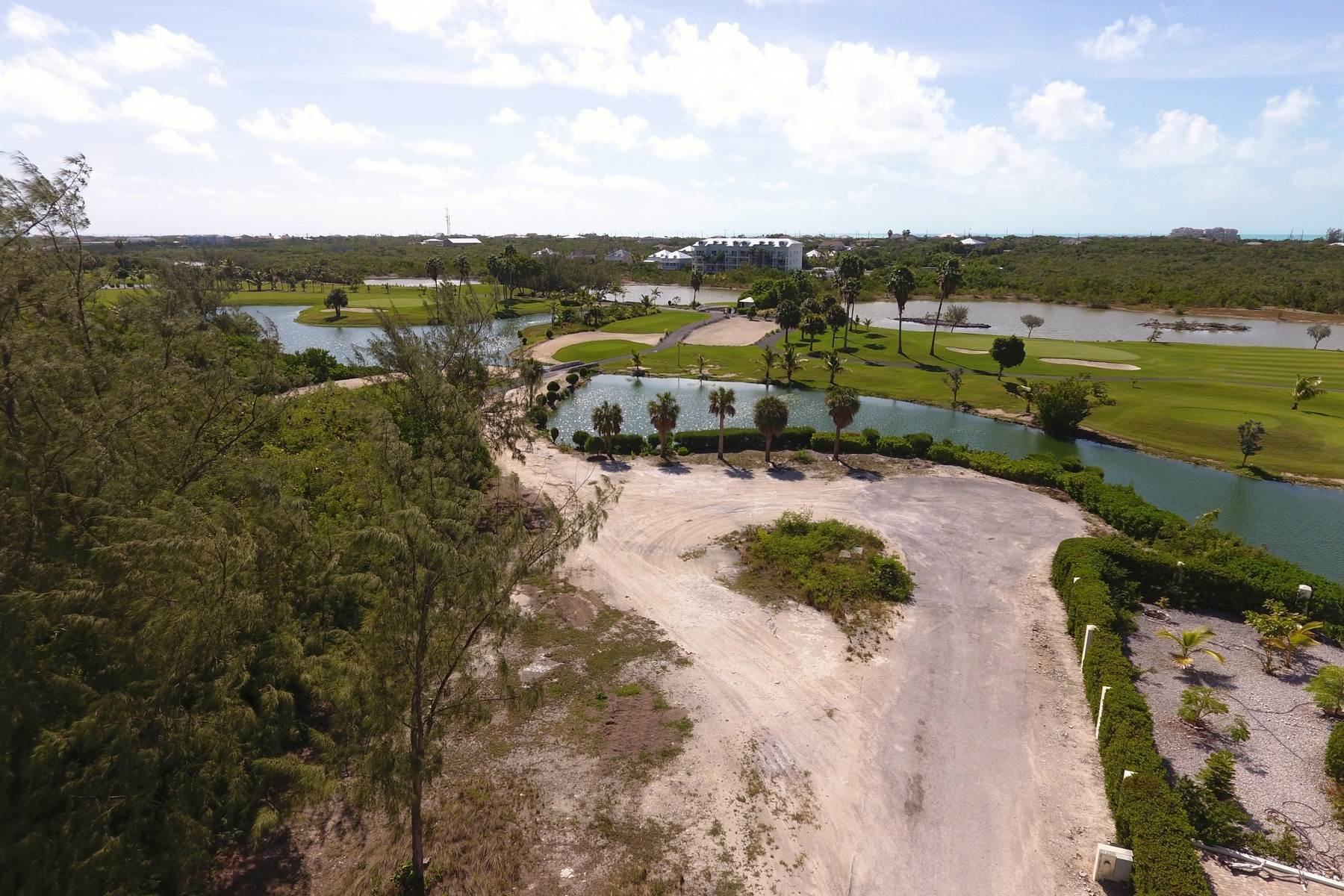 6. Land for Sale at Golf Course Waterfront Site Leeward, Providenciales Turks And Caicos Islands