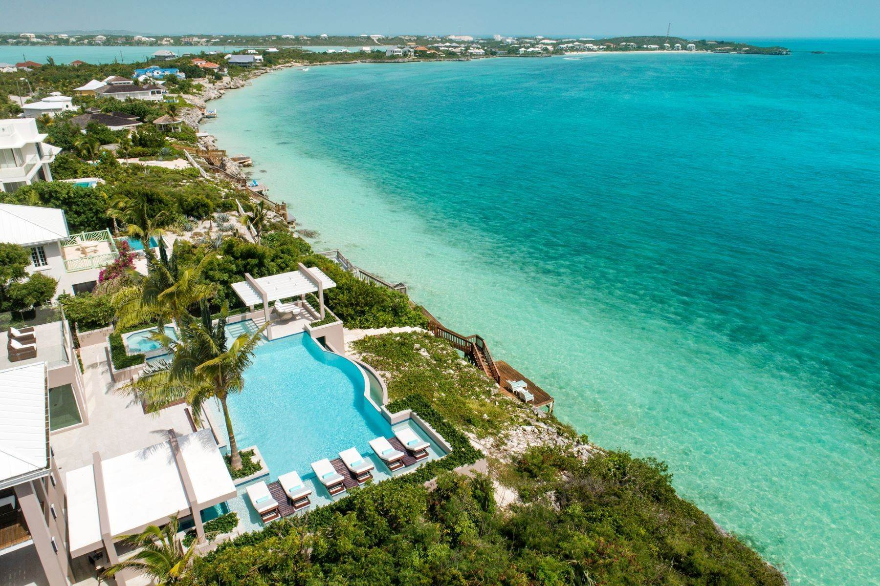 21. Single Family Homes for Sale at Villa Lucas Sapodilla Bay, Providenciales Turks And Caicos Islands