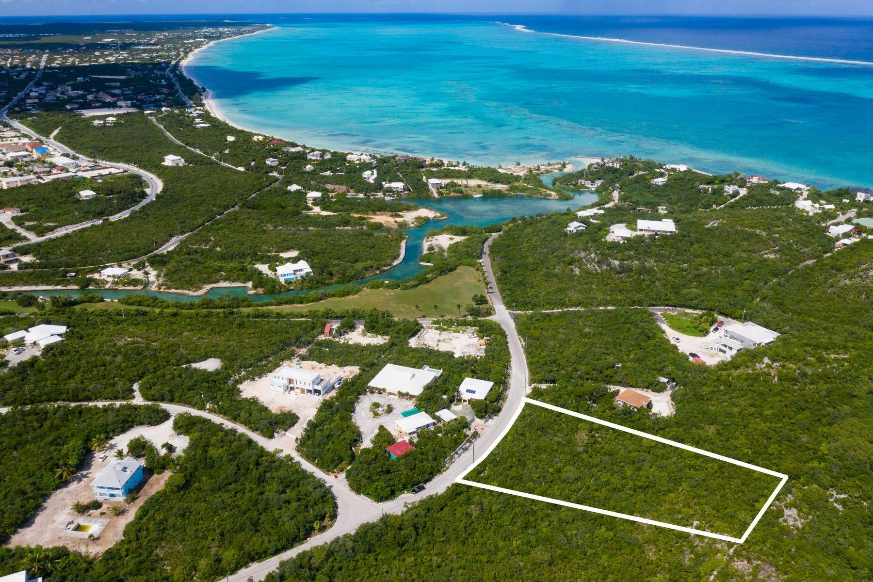 3. Land for Sale at Oceanview Thompson Cove Lot Thompson Cove, Providenciales Turks And Caicos Islands