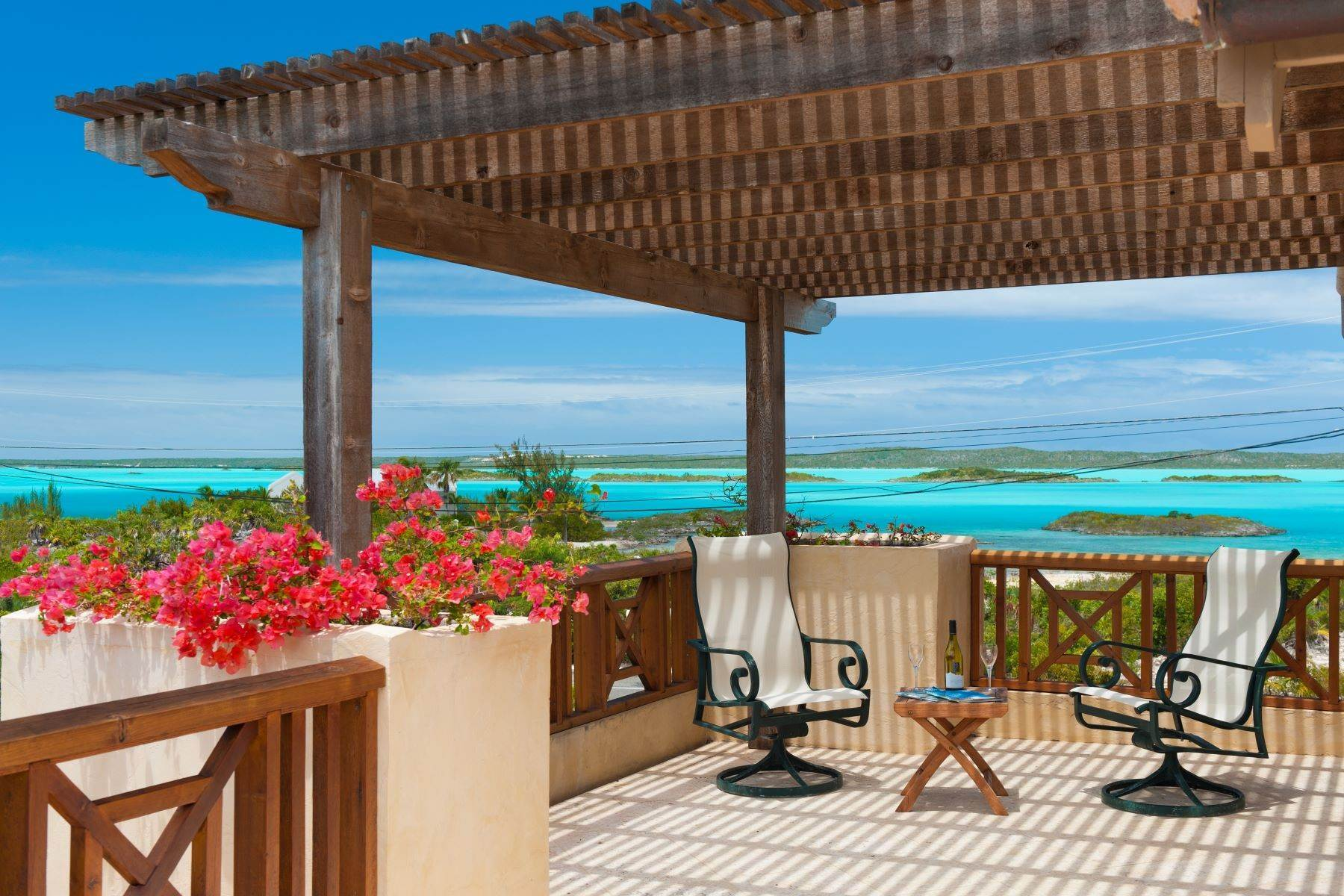 Single Family Homes for Sale at Villa Rosso di Sera Chalk Sound, Providenciales Turks And Caicos Islands