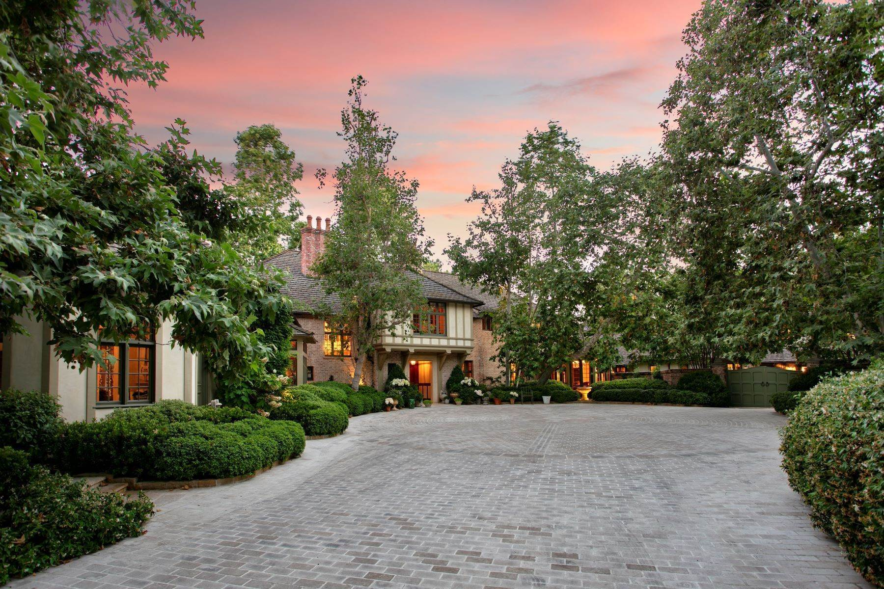 Property for Sale at Beverly Hills English Estate 1201 Tower Grove Drive Beverly Hills, California 90210 United States
