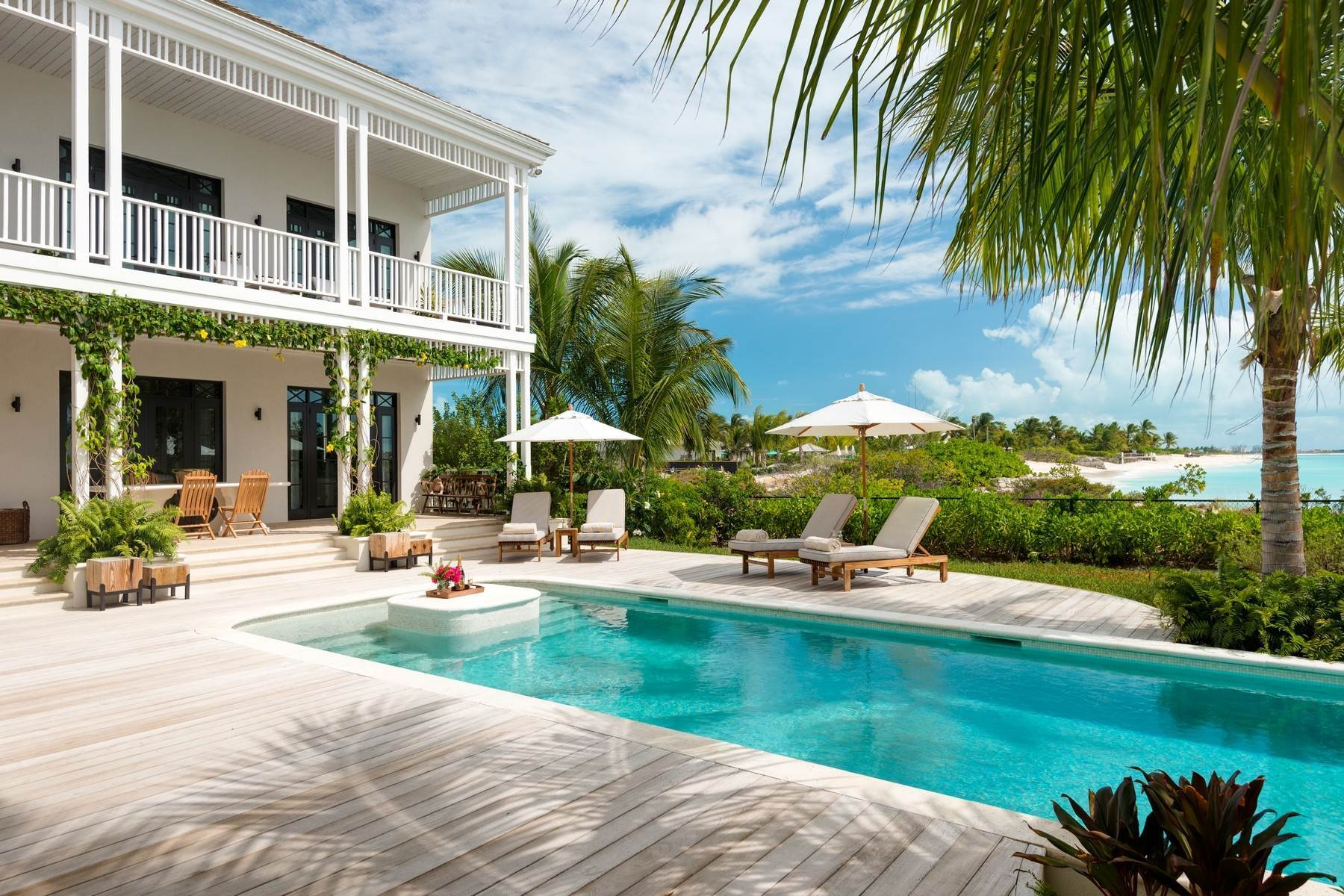 2. Single Family Homes at Saving Grace Vacation Rental 4 Tranquility Lane Grace Bay, Providenciales TC Turks And Caicos Islands