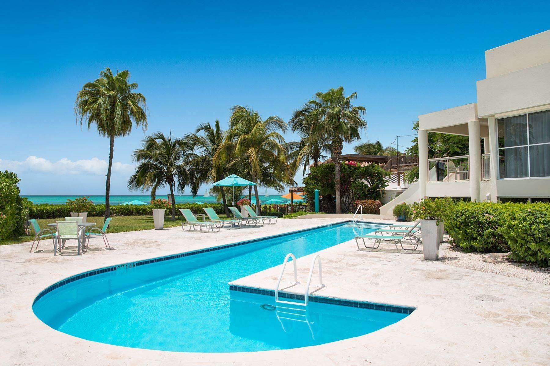 11. Condominiums for Sale at Coral Gardens - Suite 4304 Beachfront Grace Bay, Providenciales TC Turks And Caicos Islands