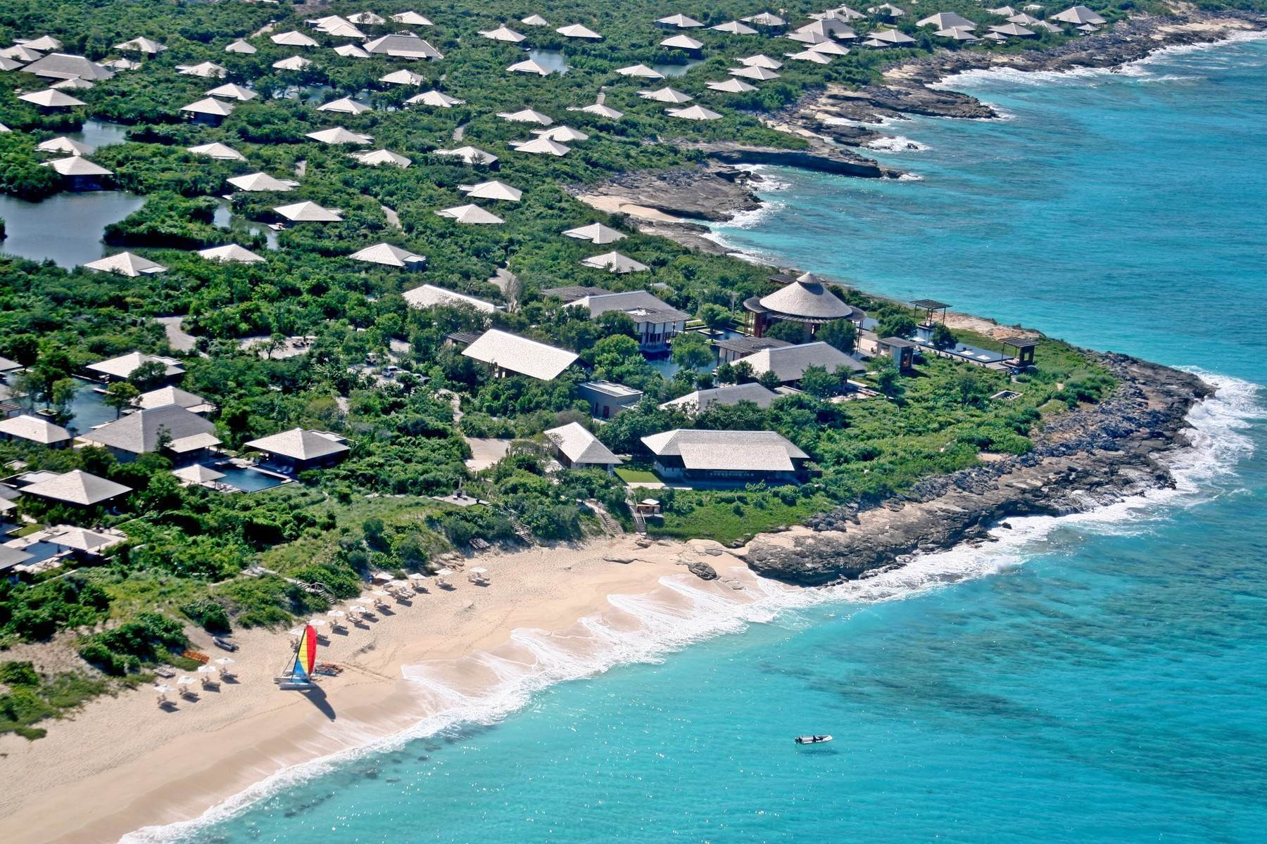 22. Single Family Homes for Sale at Amanyara Villa 15 North West Point, Providenciales TCI Turks And Caicos Islands