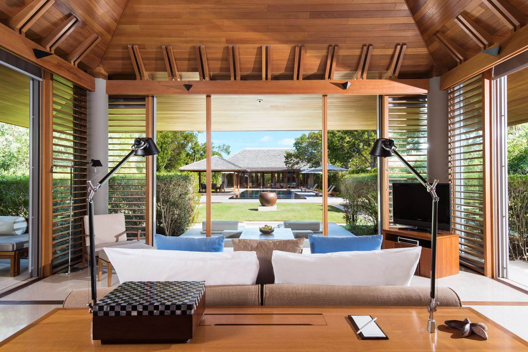10. Single Family Homes for Sale at Amanyara Villa 15 North West Point, Providenciales TCI Turks And Caicos Islands