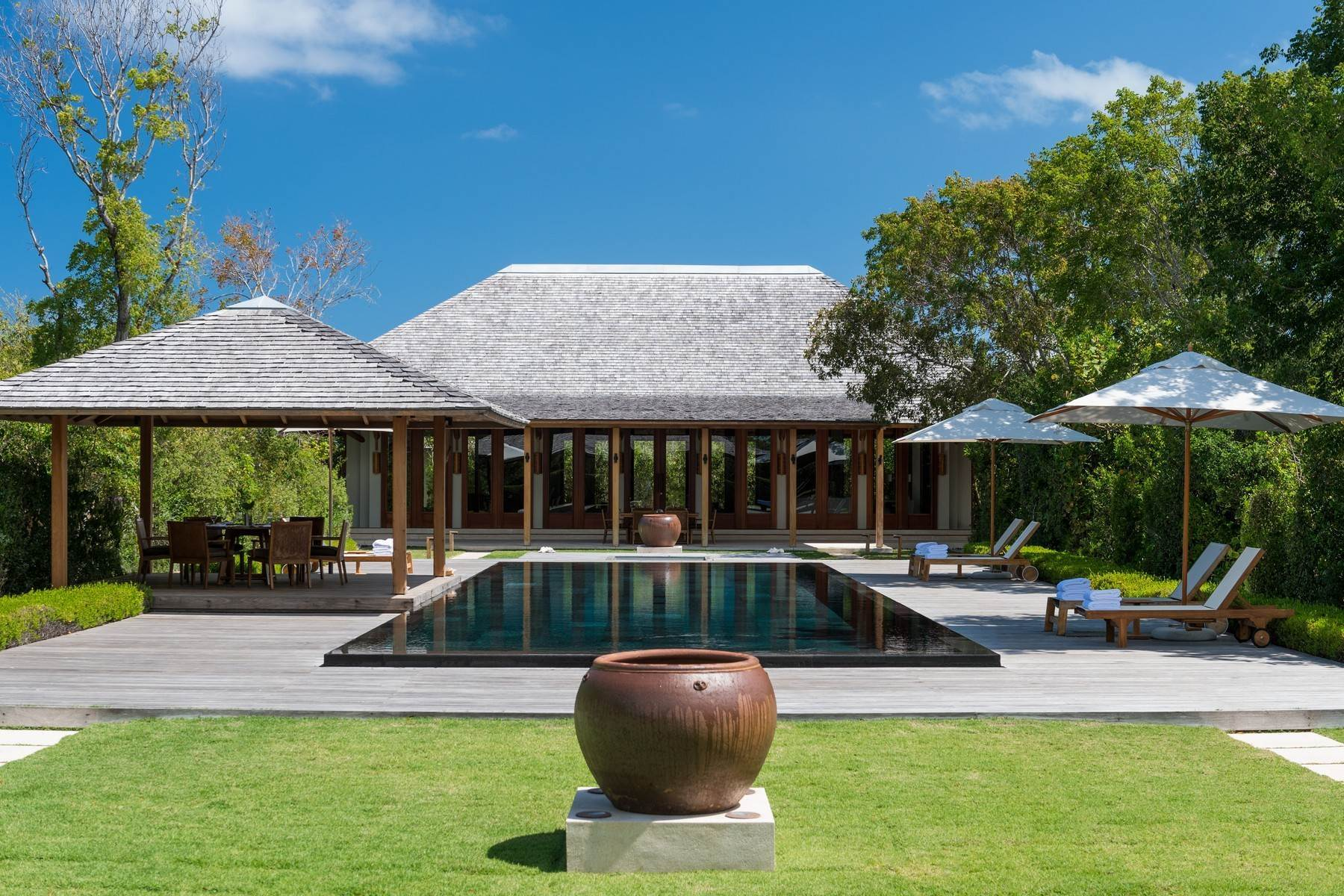 2. Single Family Homes for Sale at Amanyara Villa 15 North West Point, Providenciales TCI Turks And Caicos Islands