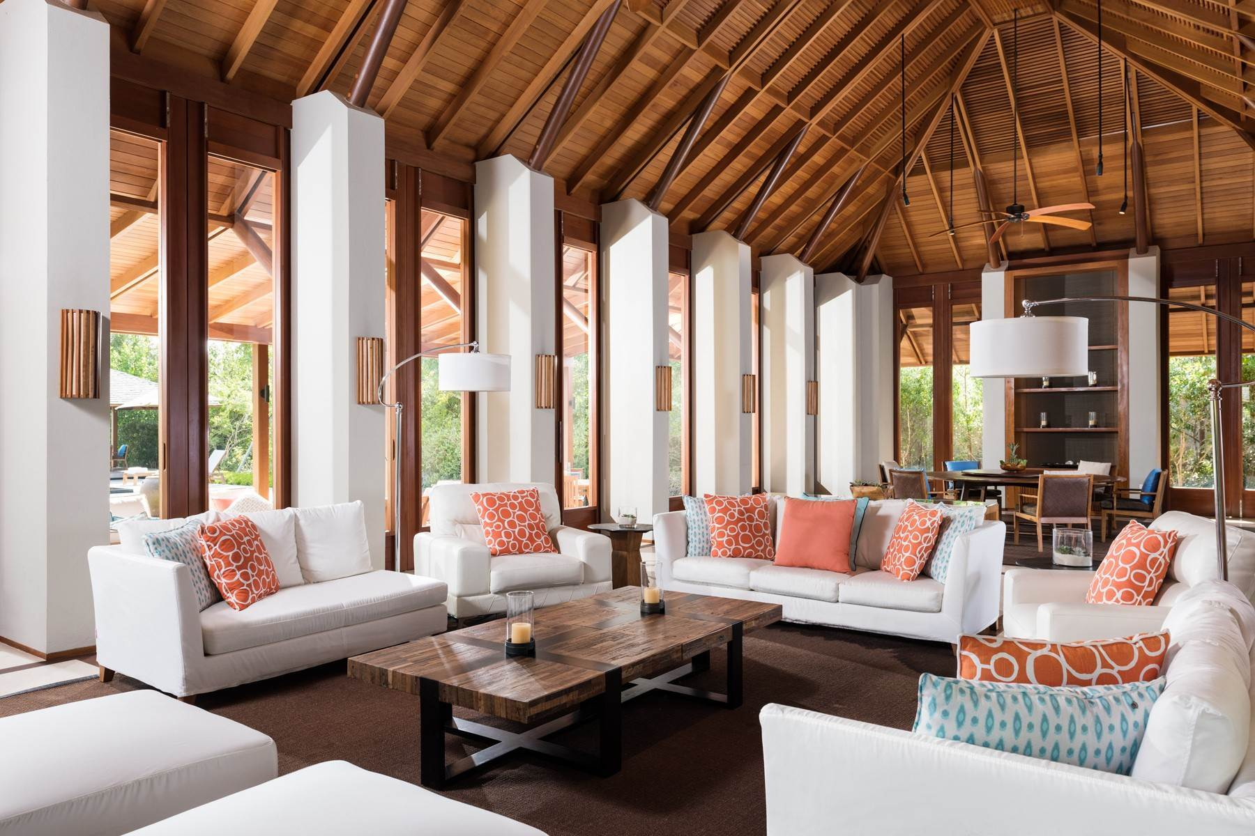 3. Single Family Homes for Sale at Amanyara Villa 15 North West Point, Providenciales TCI Turks And Caicos Islands