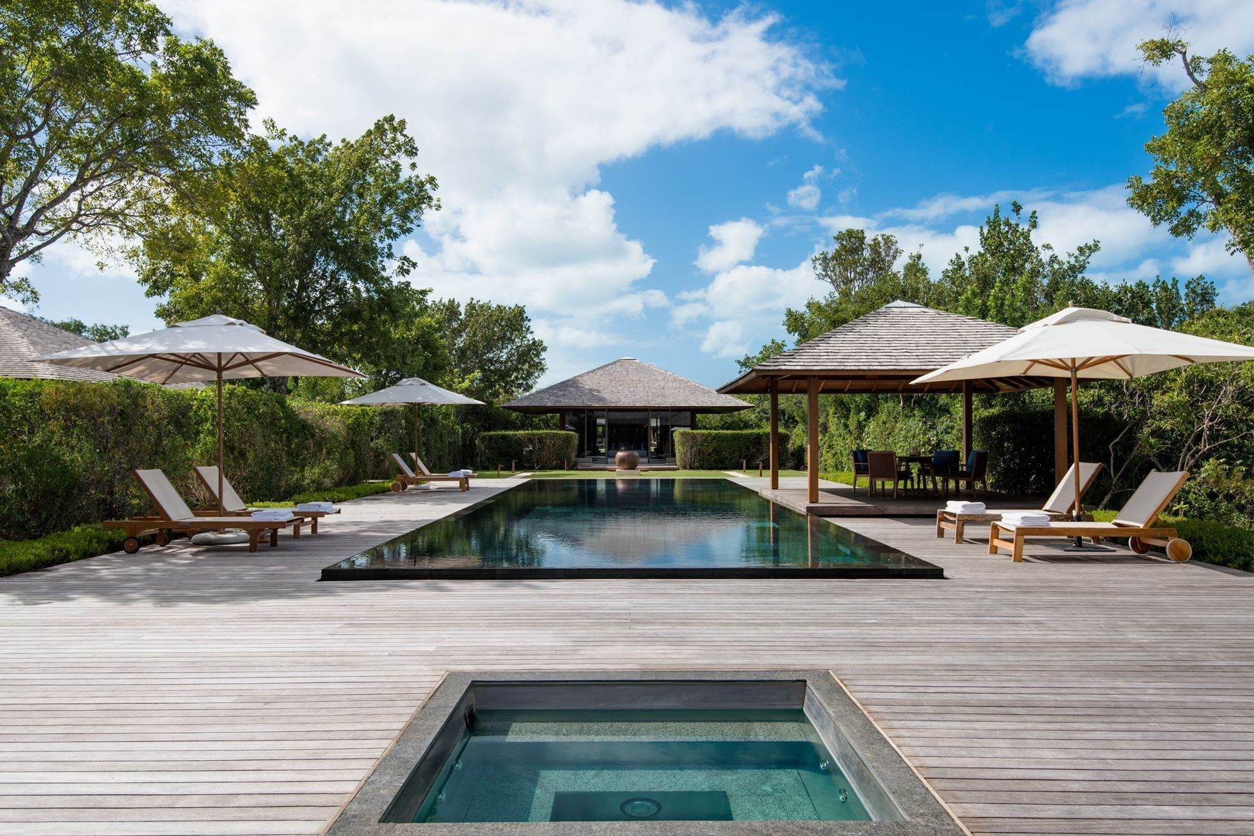 8. Single Family Homes for Sale at Amanyara Villa 15 North West Point, Providenciales TCI Turks And Caicos Islands