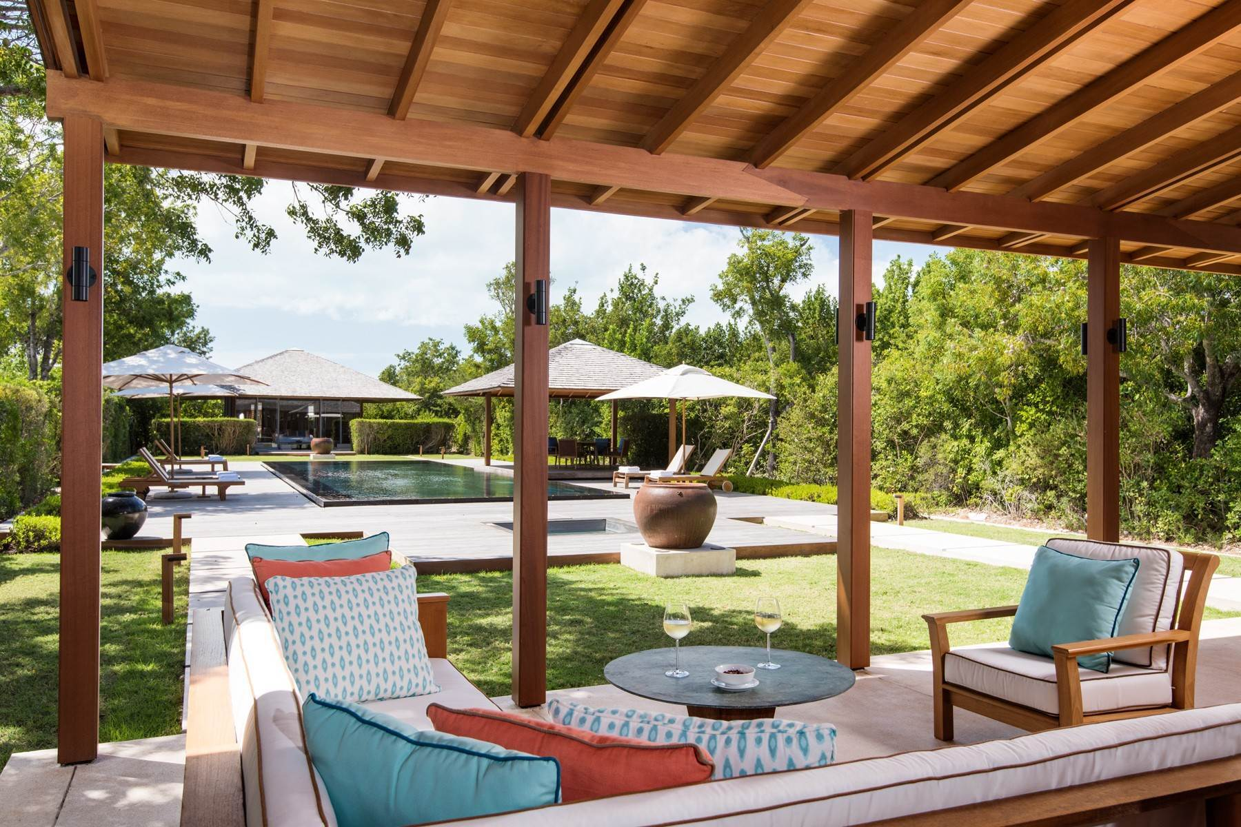 7. Single Family Homes for Sale at Amanyara Villa 15 North West Point, Providenciales TCI Turks And Caicos Islands