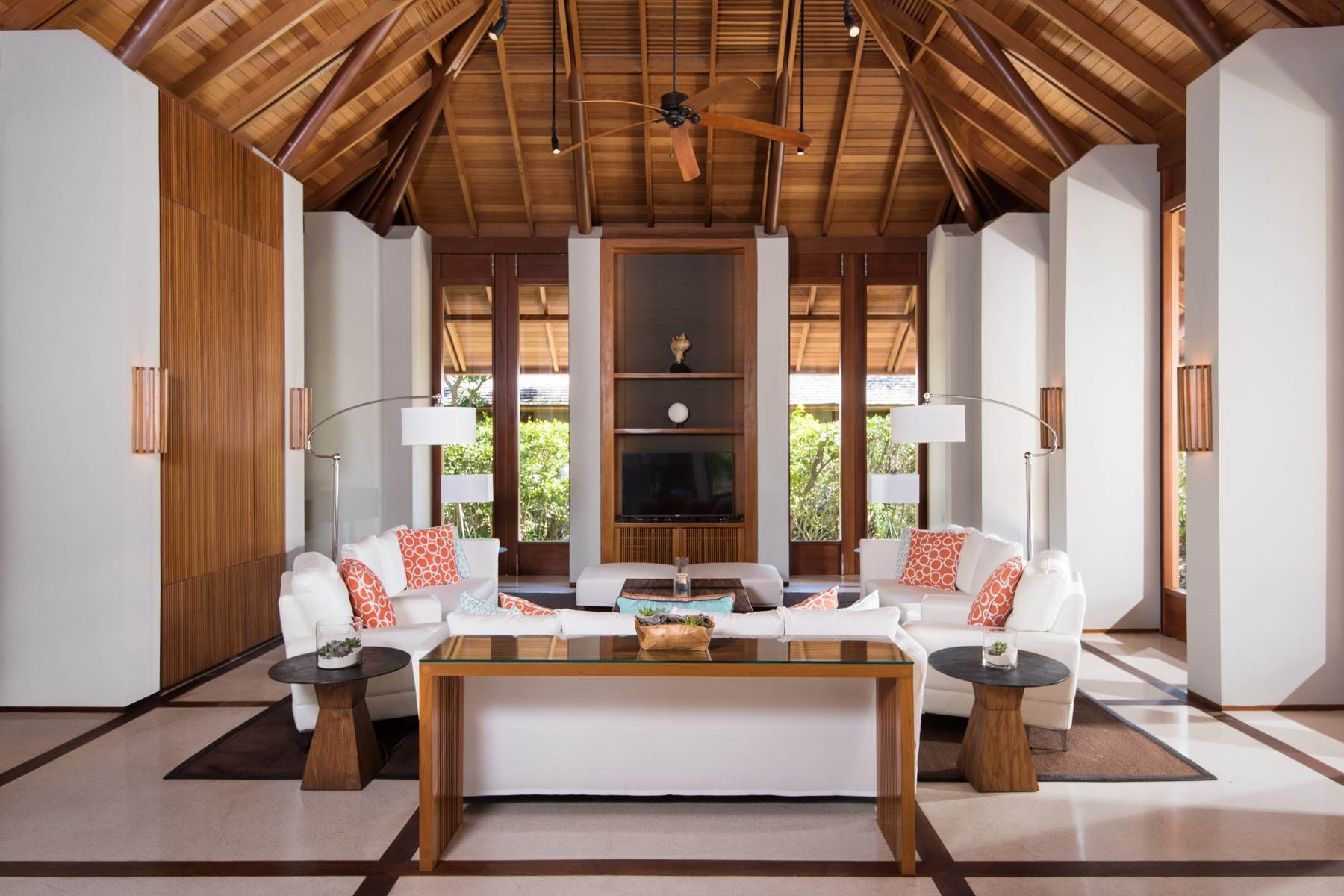 4. Single Family Homes for Sale at Amanyara Villa 15 North West Point, Providenciales TCI Turks And Caicos Islands
