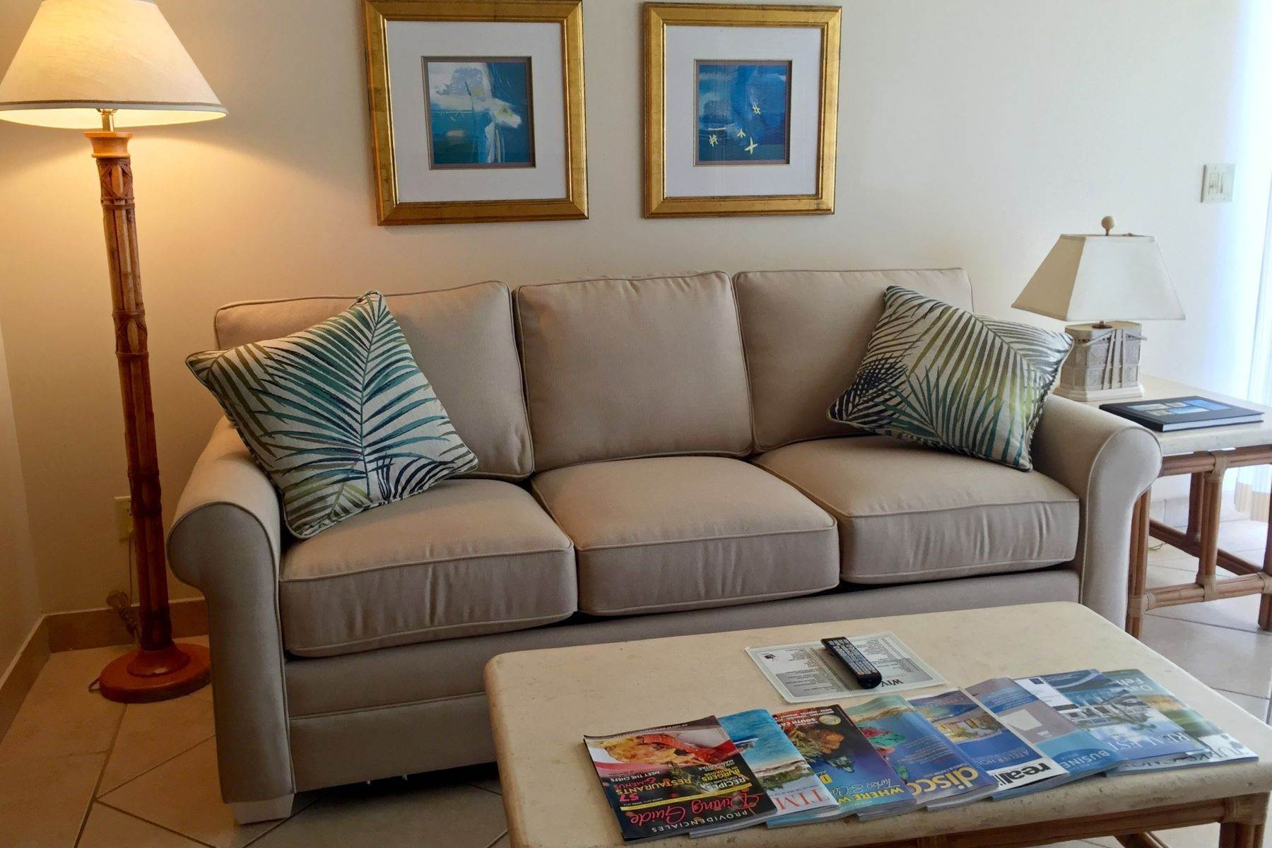 6. Condominiums for Sale at Coral Gardens - Suite 4304 Beachfront Grace Bay, Providenciales TC Turks And Caicos Islands