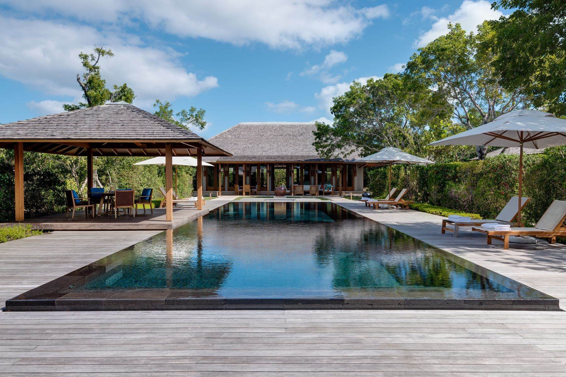 13. Single Family Homes for Sale at Amanyara Villa 15 North West Point, Providenciales TCI Turks And Caicos Islands