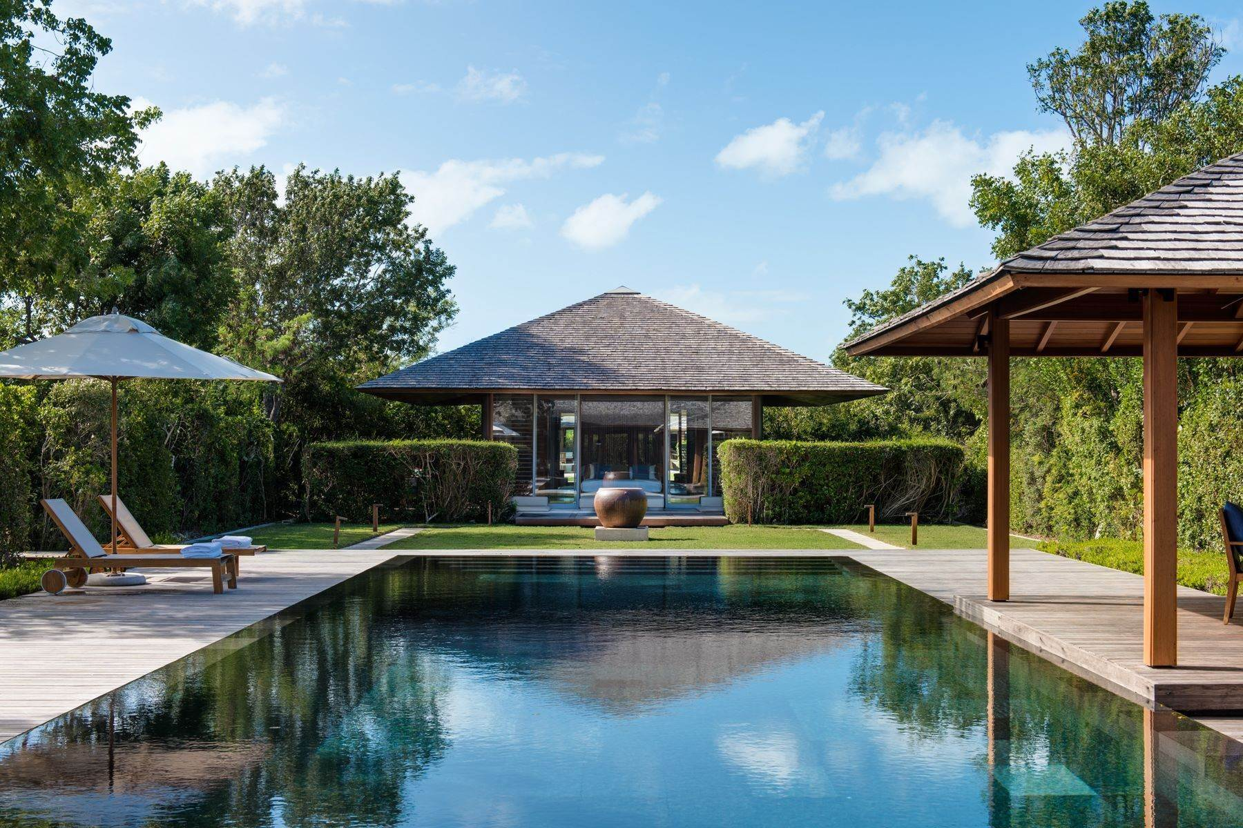 9. Single Family Homes for Sale at Amanyara Villa 15 North West Point, Providenciales TCI Turks And Caicos Islands