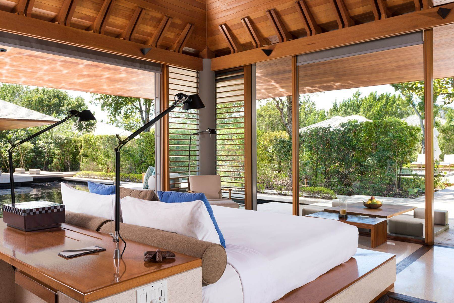 16. Single Family Homes for Sale at Amanyara Villa 15 North West Point, Providenciales TCI Turks And Caicos Islands